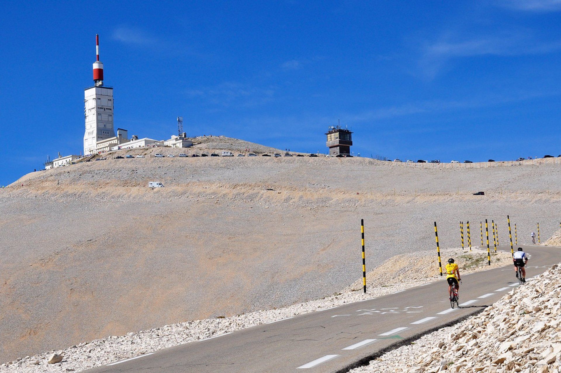 Cycling around Mont Ventoux in Provence & French Riviera - Best Season 2019