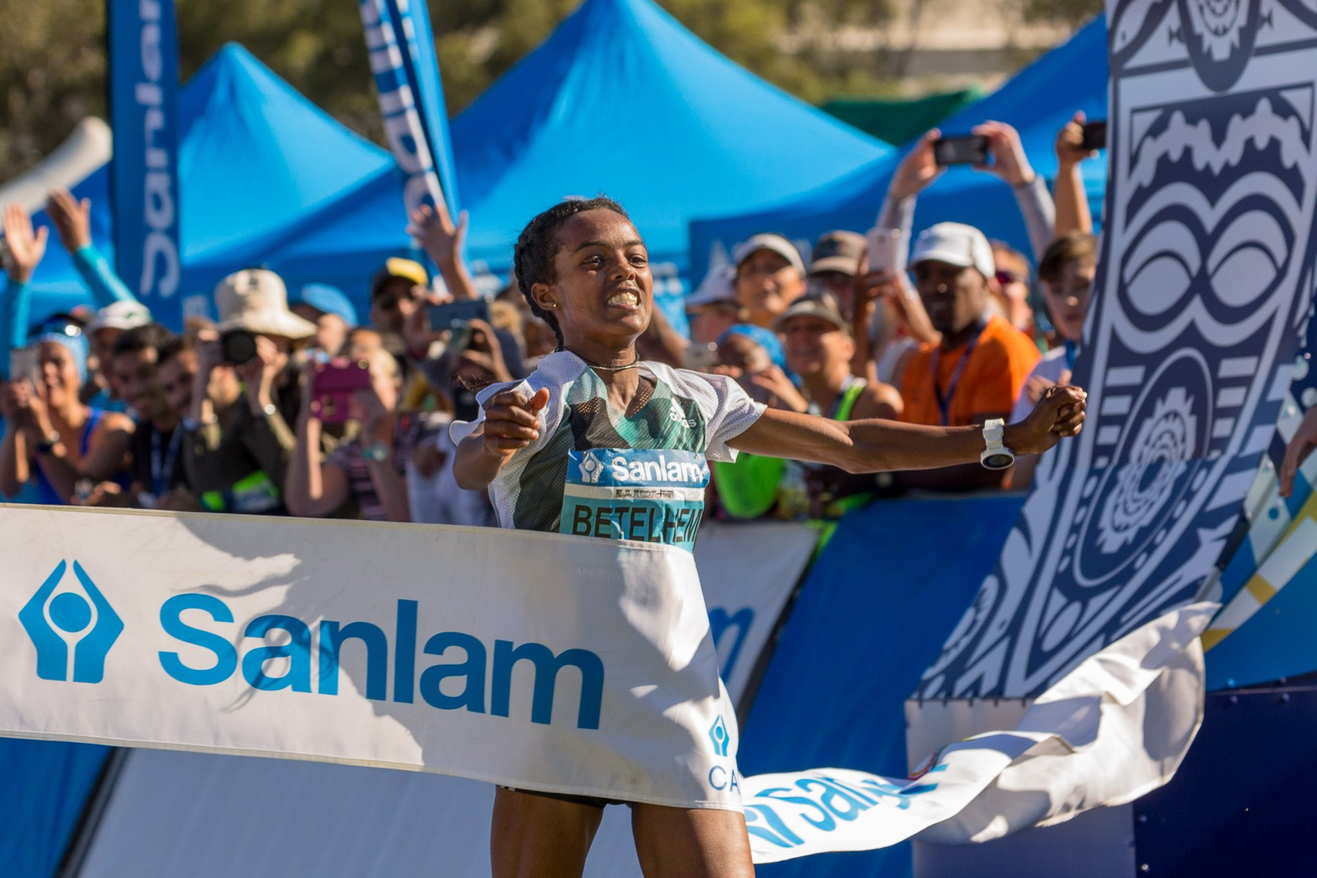 Sanlam Cape Town Marathon in Cape Town - Best Time