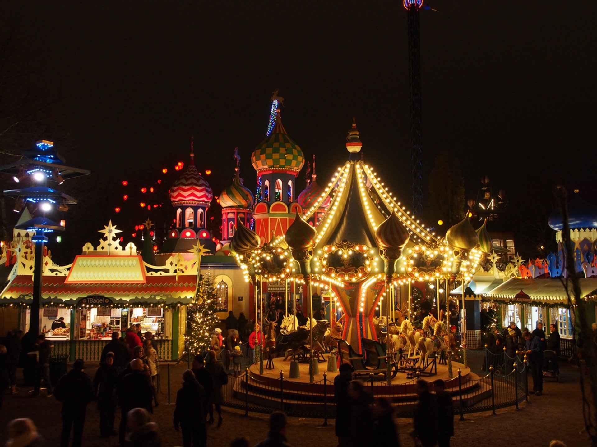 Christmas Markets in Copenhagen 2020 - Best Time