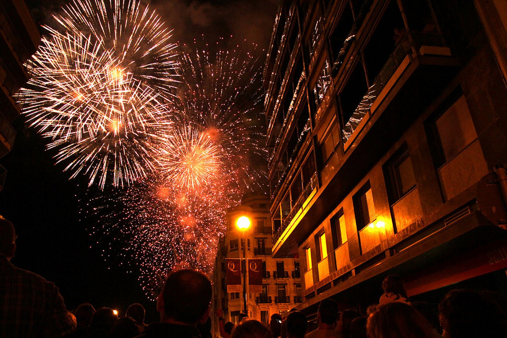 Best time to see Great Week in San Sebastián 2020
