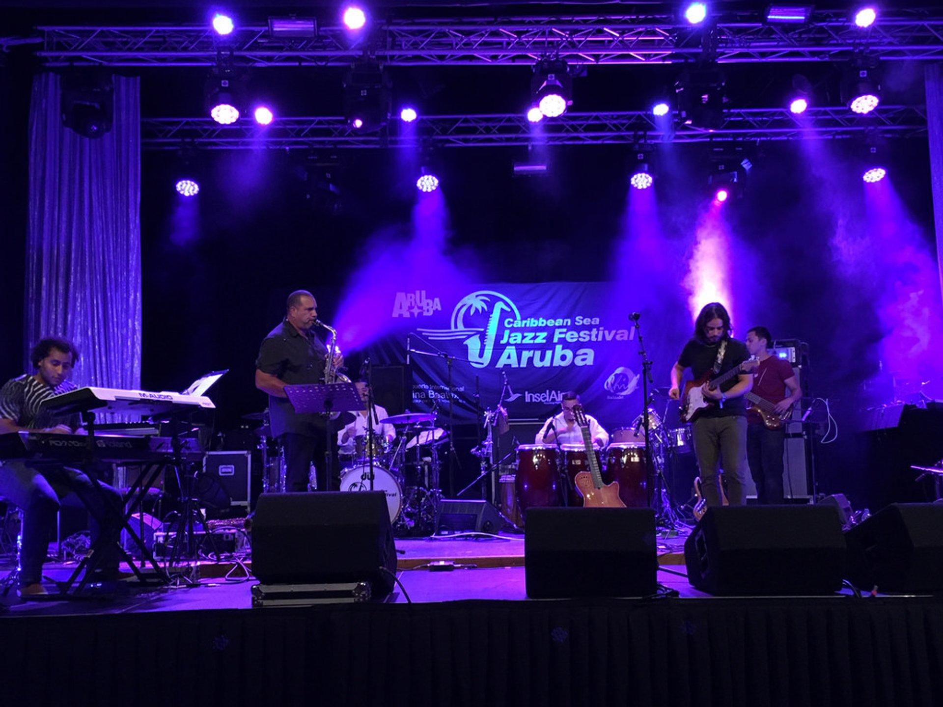 Caribbean Sea Jazz Festival in Aruba 2020 - Best Time