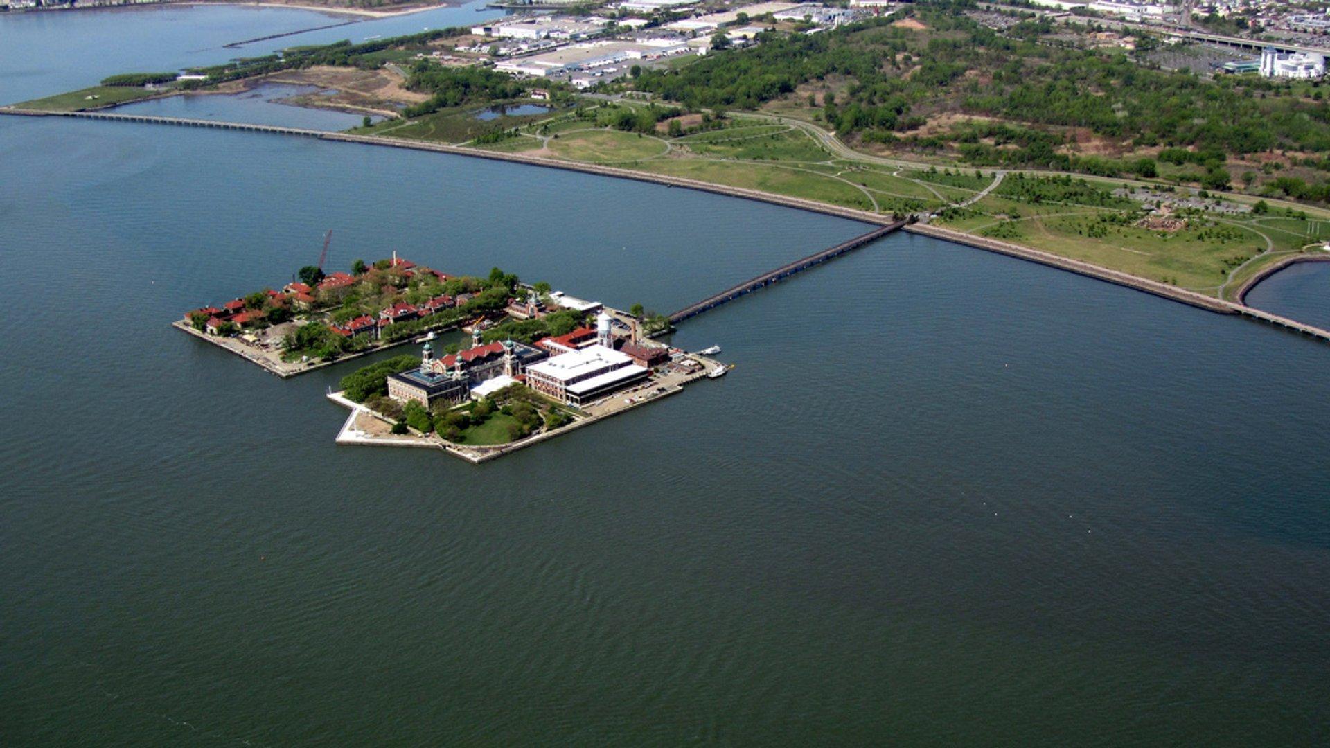 Ellis Island in New York 2020 - Best Time