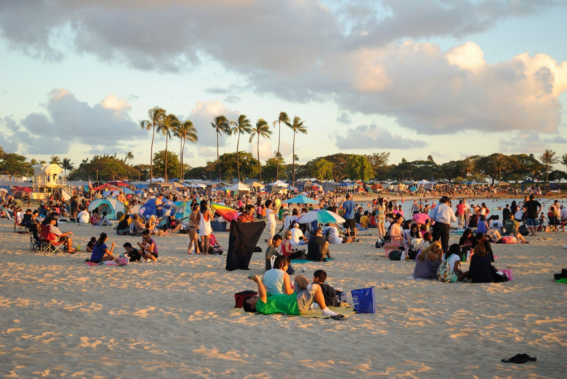 Summer (Dry Season) in Hawaii - Best Season 2020
