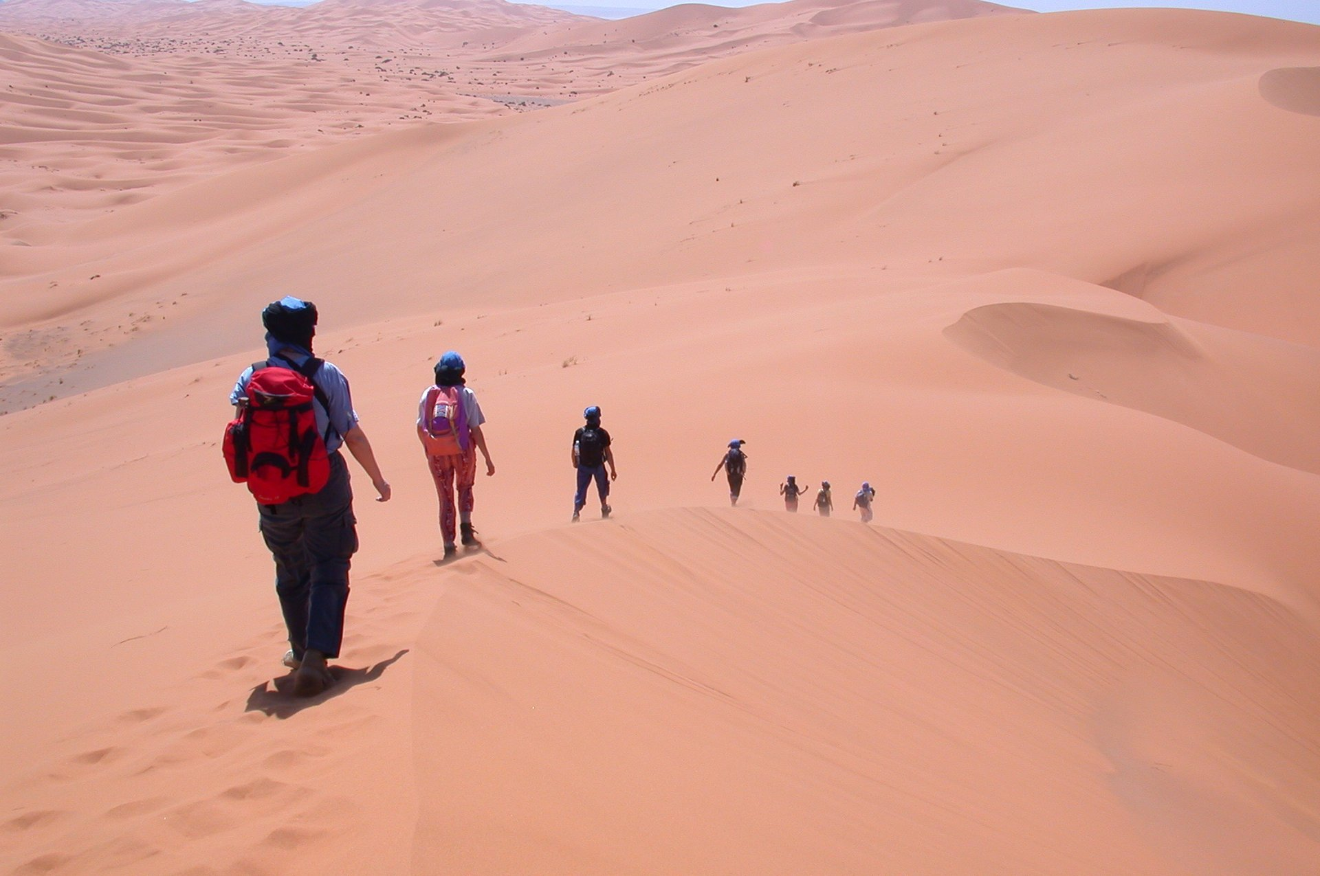 Desert Trekking in Morocco 2019 - Best Time