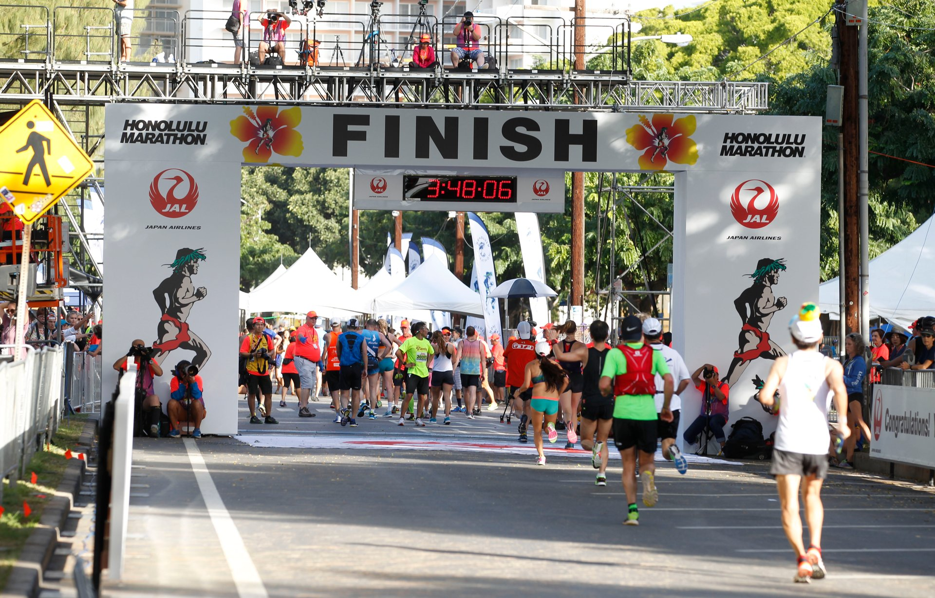 Best time to see Honolulu Marathon in Hawaii 2019