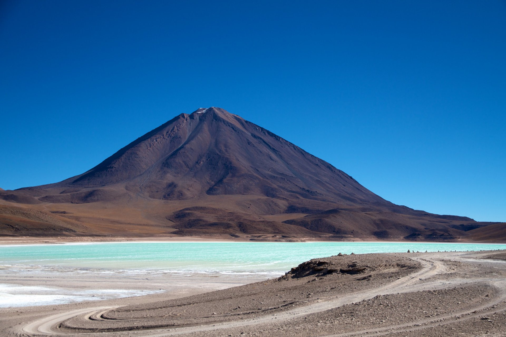 Laguna Verde in Bolivia 2019 - Best Time