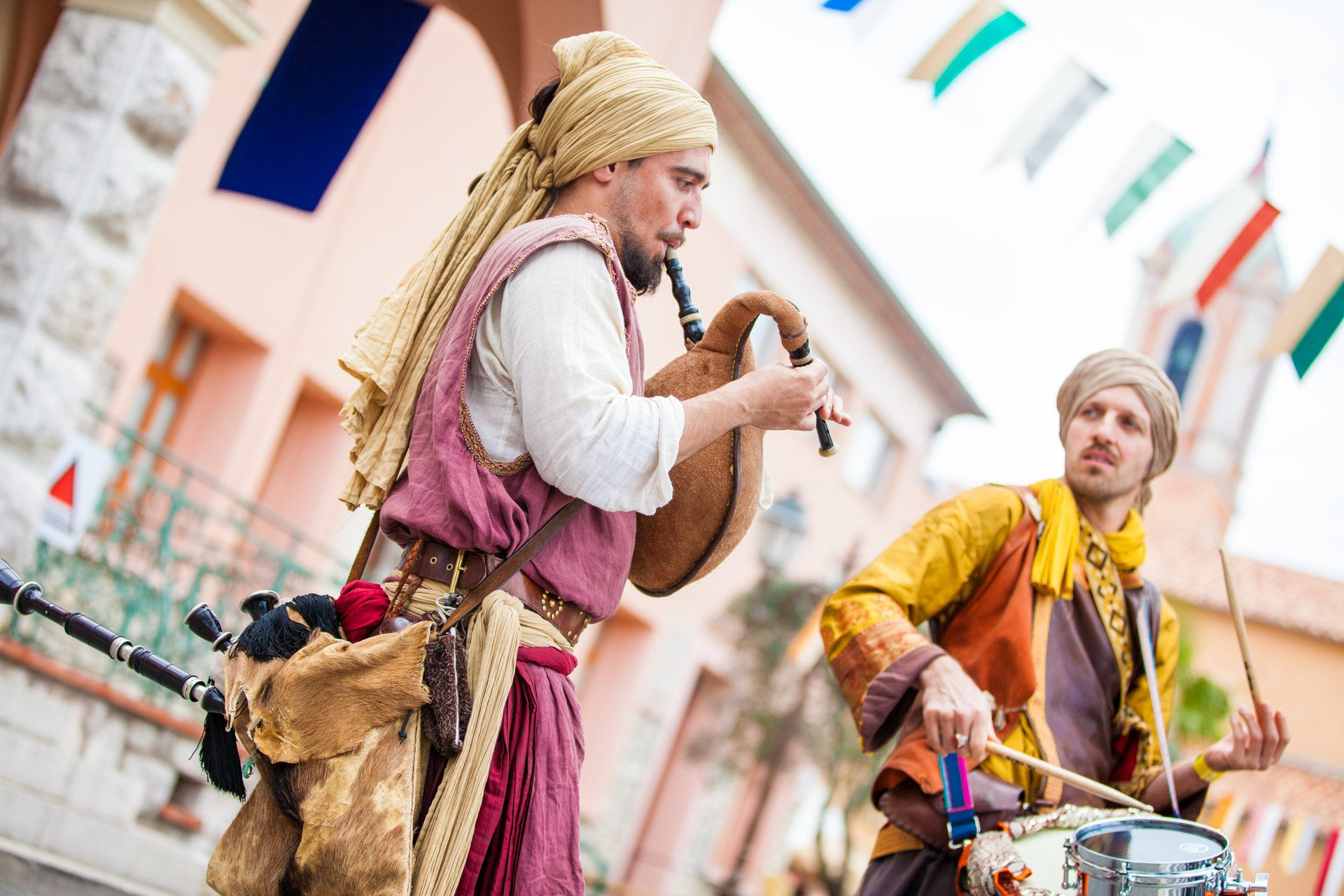 Tourrette-Levens Medieval Festival in Provence & French Riviera - Best Season 2020