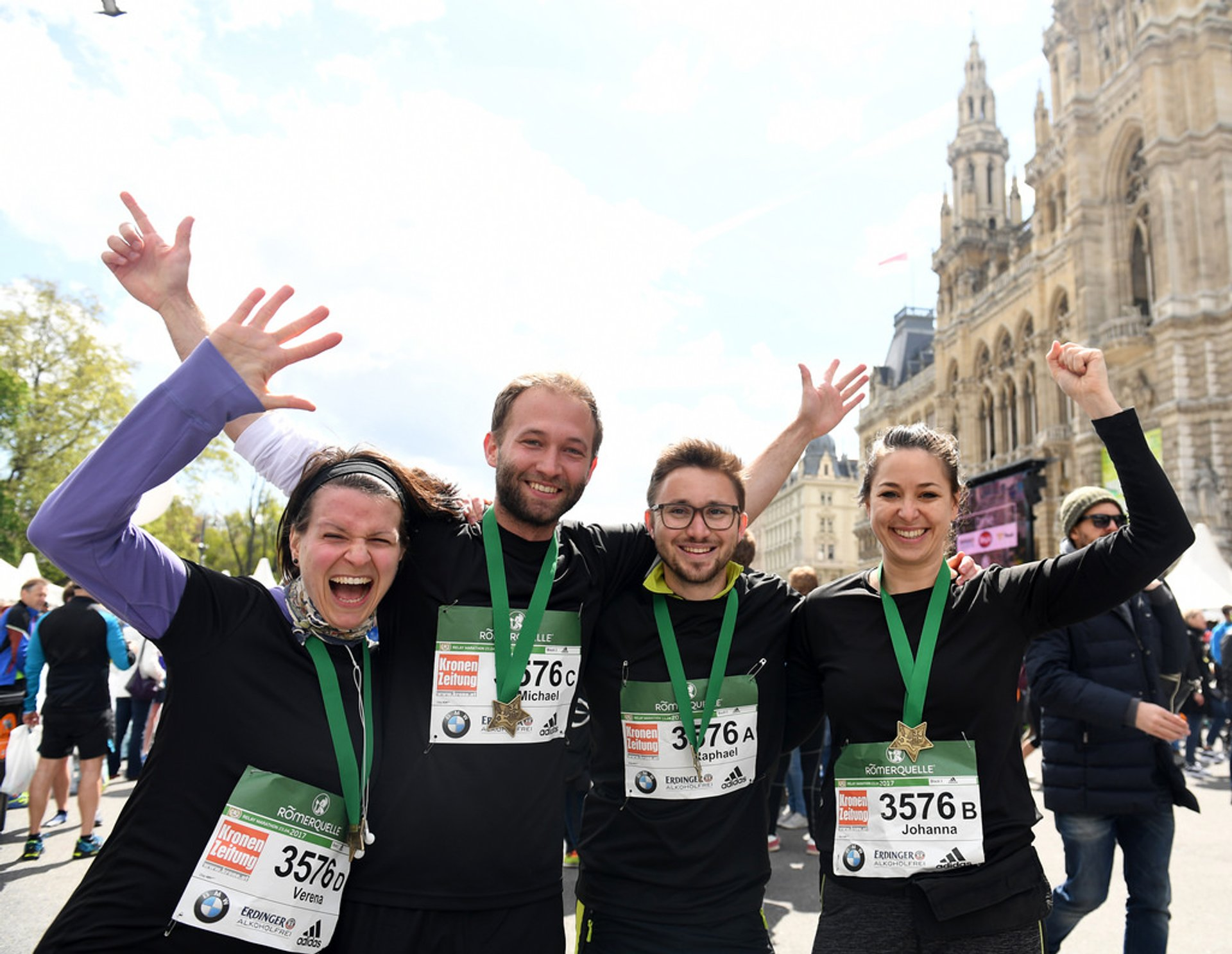 Best time for Vienna City Marathon in Vienna 2019