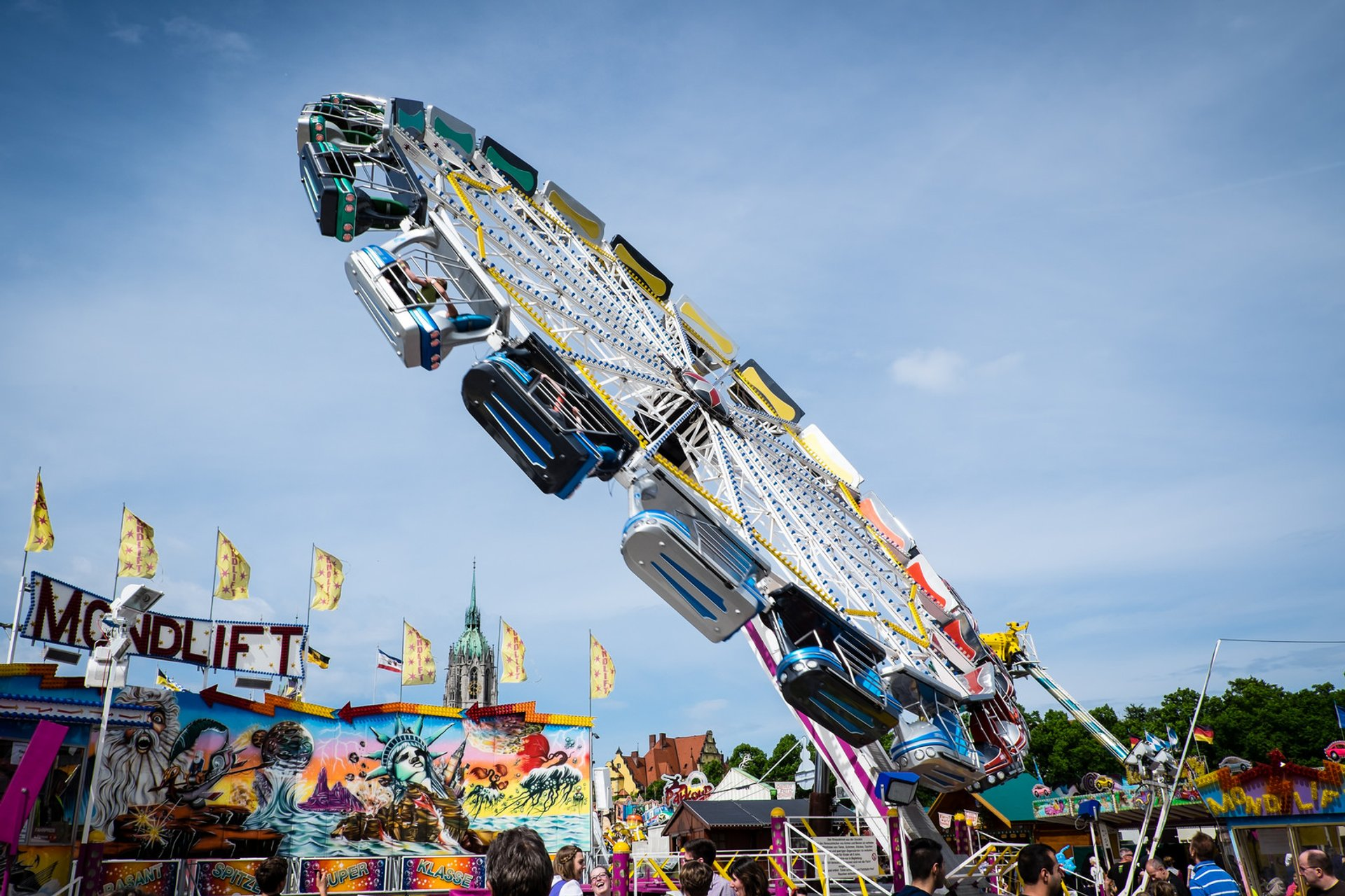 Frühlingsfest or Munich Spring Festival in Munich - Best Season 2019