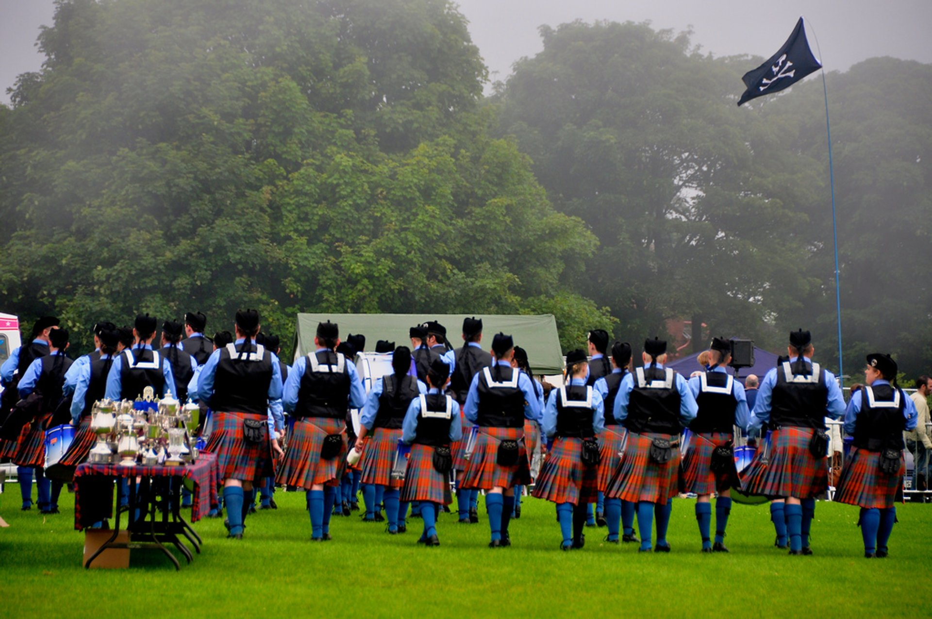 North Berwick International Highland Games in Edinburgh - Best Season 2020