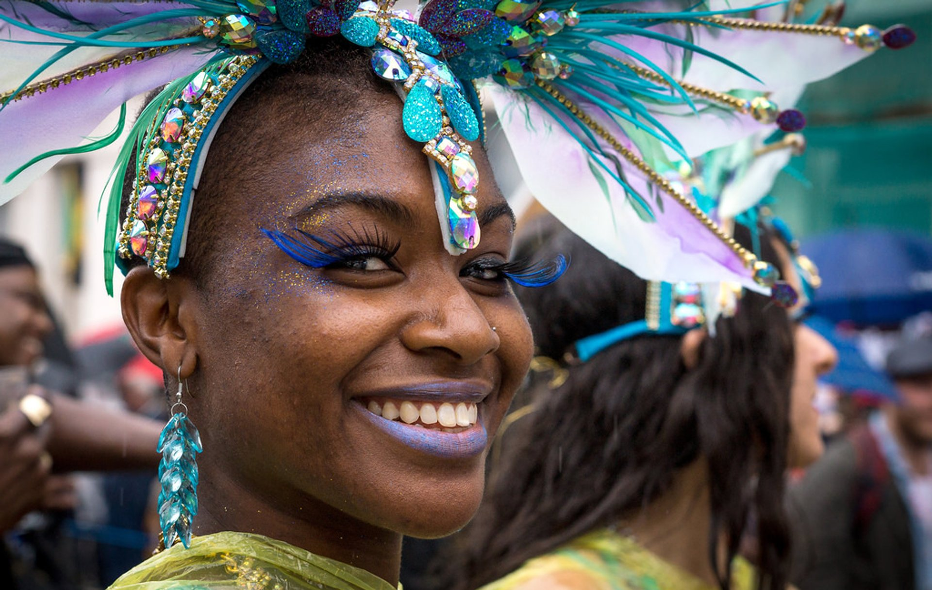 Best time for Notting Hill Carnival in London 2020