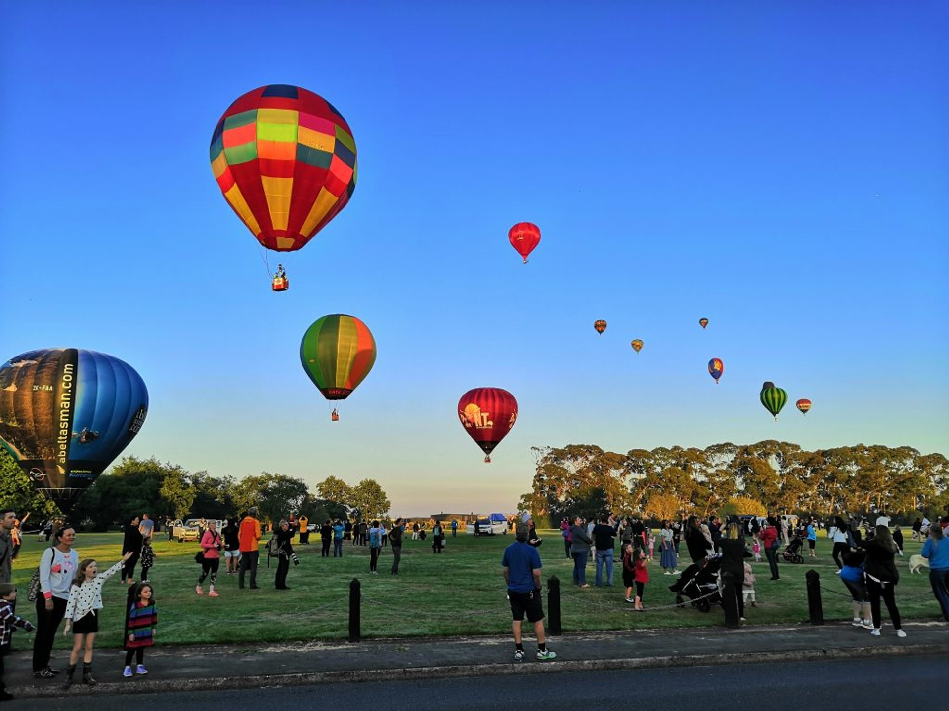 Best time for Balloons over Waikato in New Zealand 2020