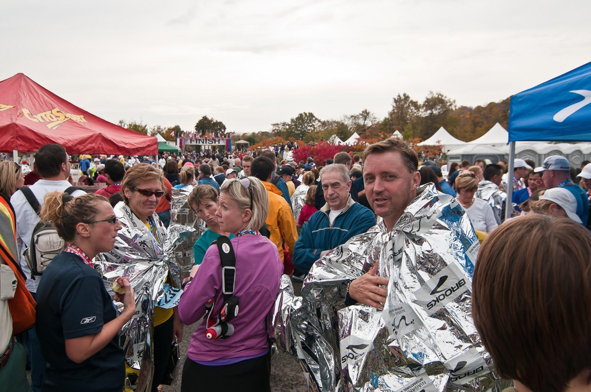 Niagara Falls International Marathon in Niagara Falls 2020 - Best Time