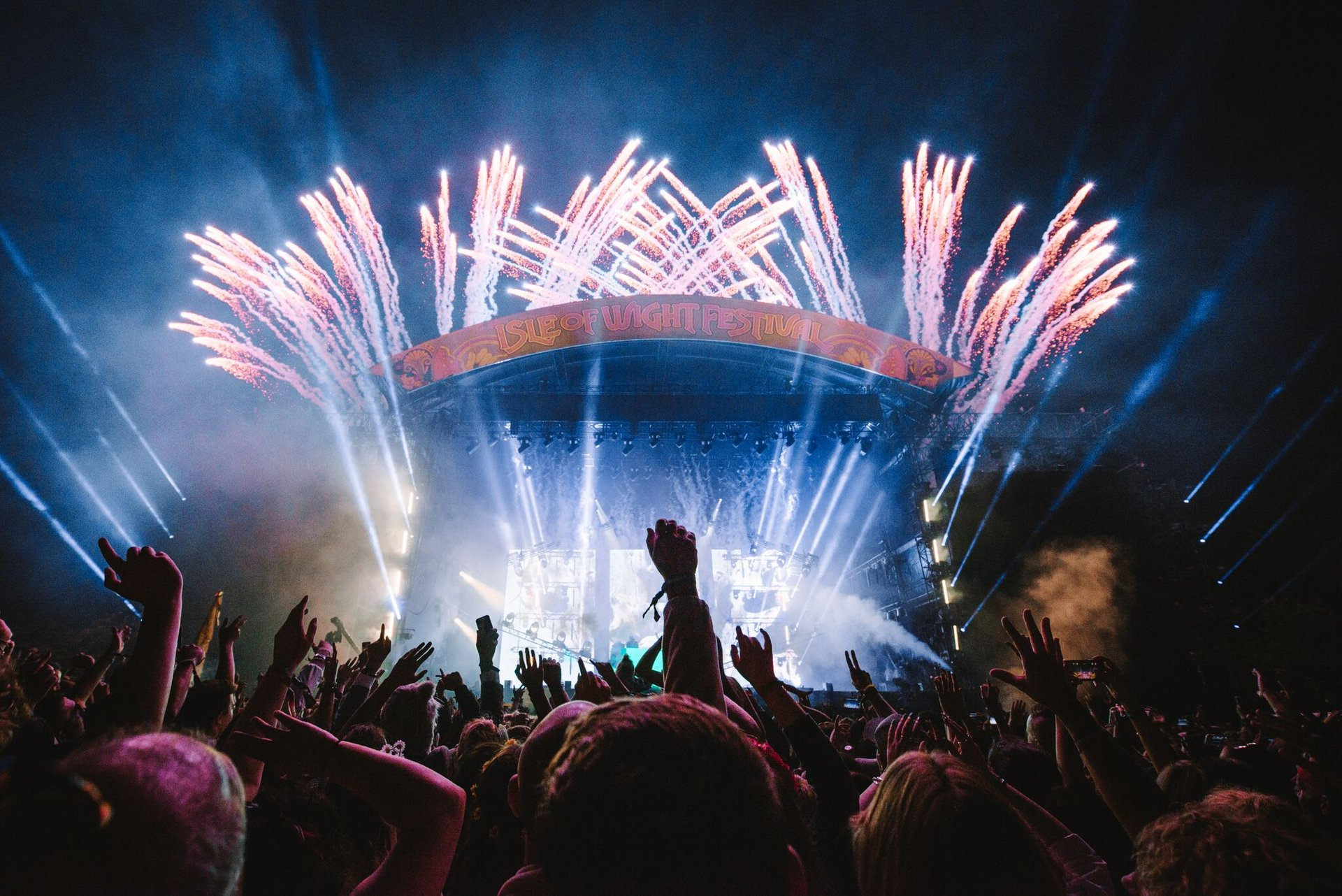 Isle of Wight Festival in England 2019 - Best Time