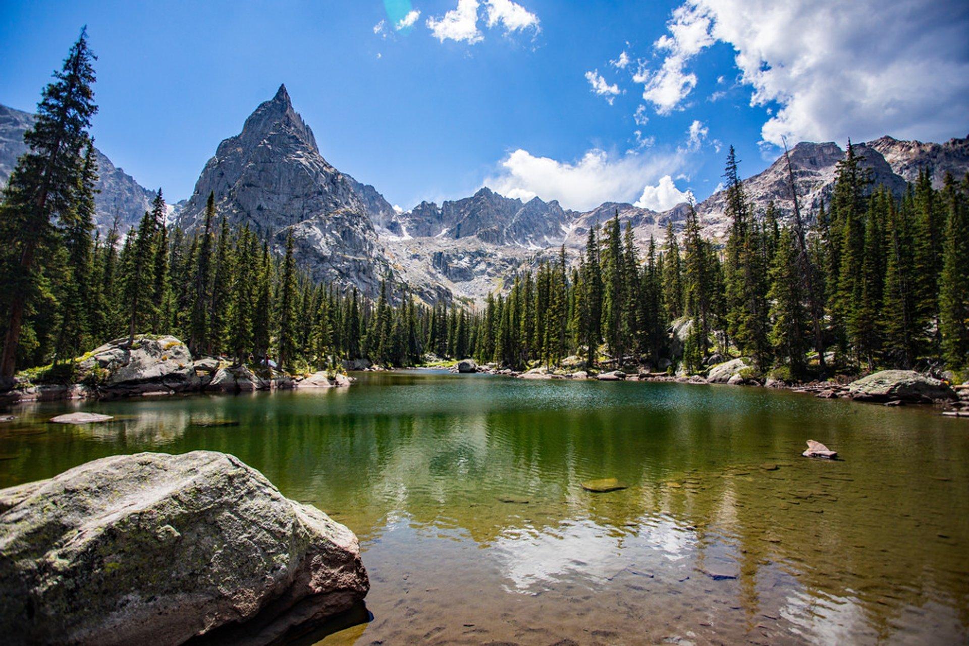 Lone Eagle Peak in Colorado 2020 - Best Time