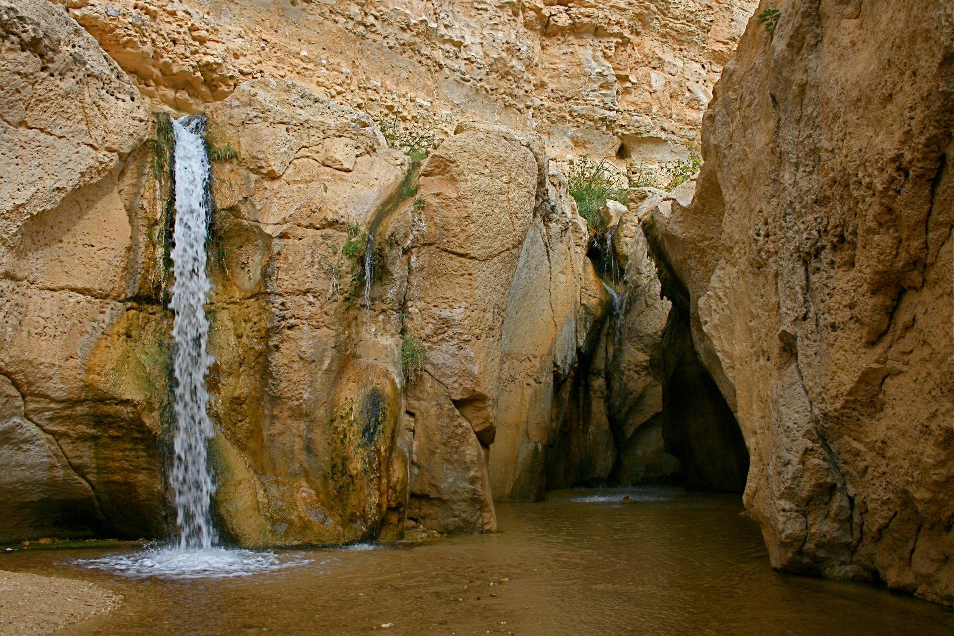 The Waterfall of Tamerza in Tunisia - Best Season 2020
