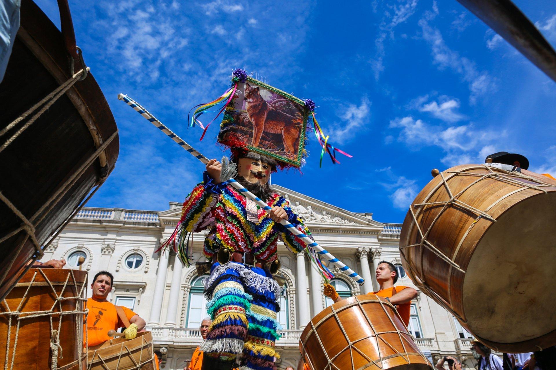 Festival of Iberian Mask (Festival Internacional da Mascára Ibérica FIMI) in Lisbon 2019 - Best Time