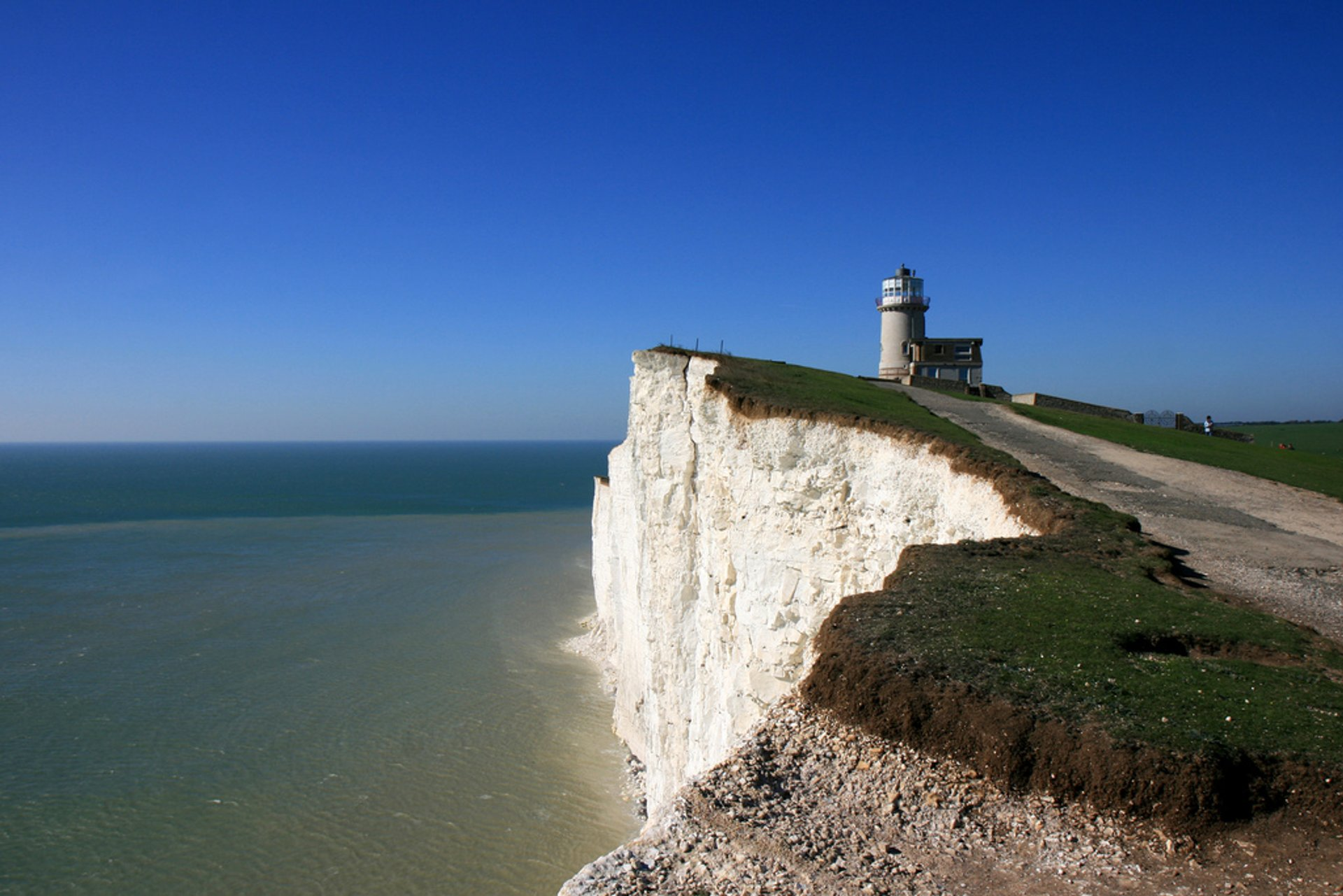 Belle Tout Lighthouse, Beachy Head 2020