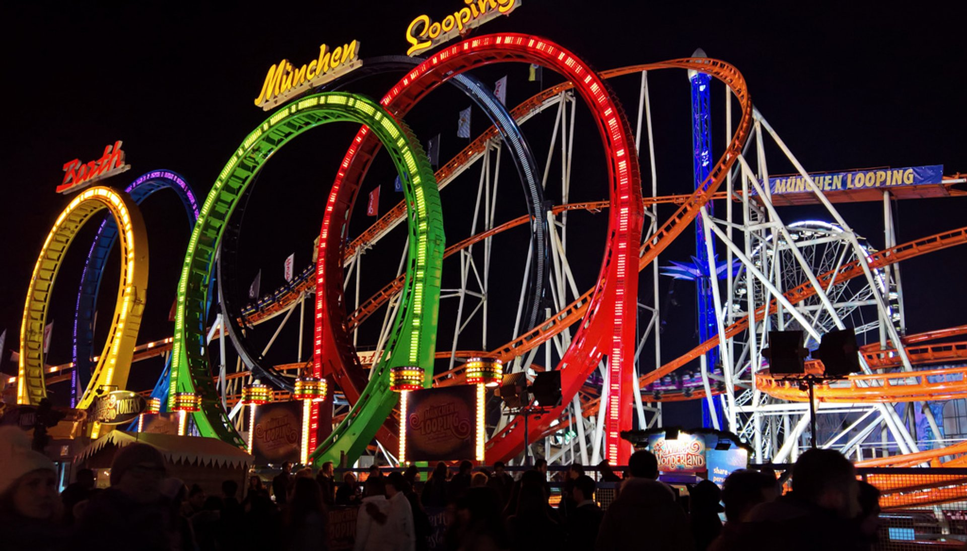 Best time to see Hyde Park Winter Wonderland in London 2020