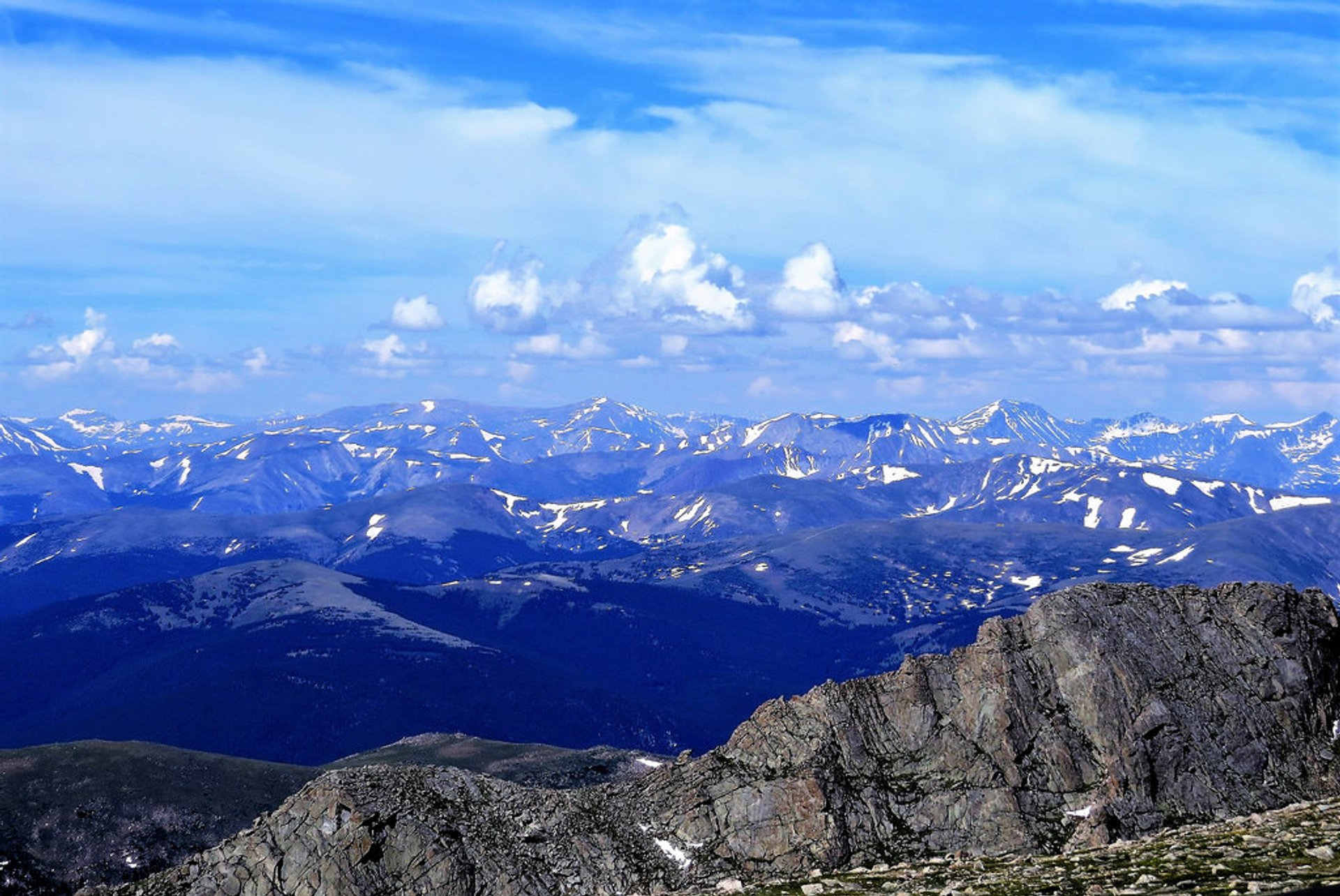 Mount Evans Scenic Byway in Colorado 2019 - Best Time