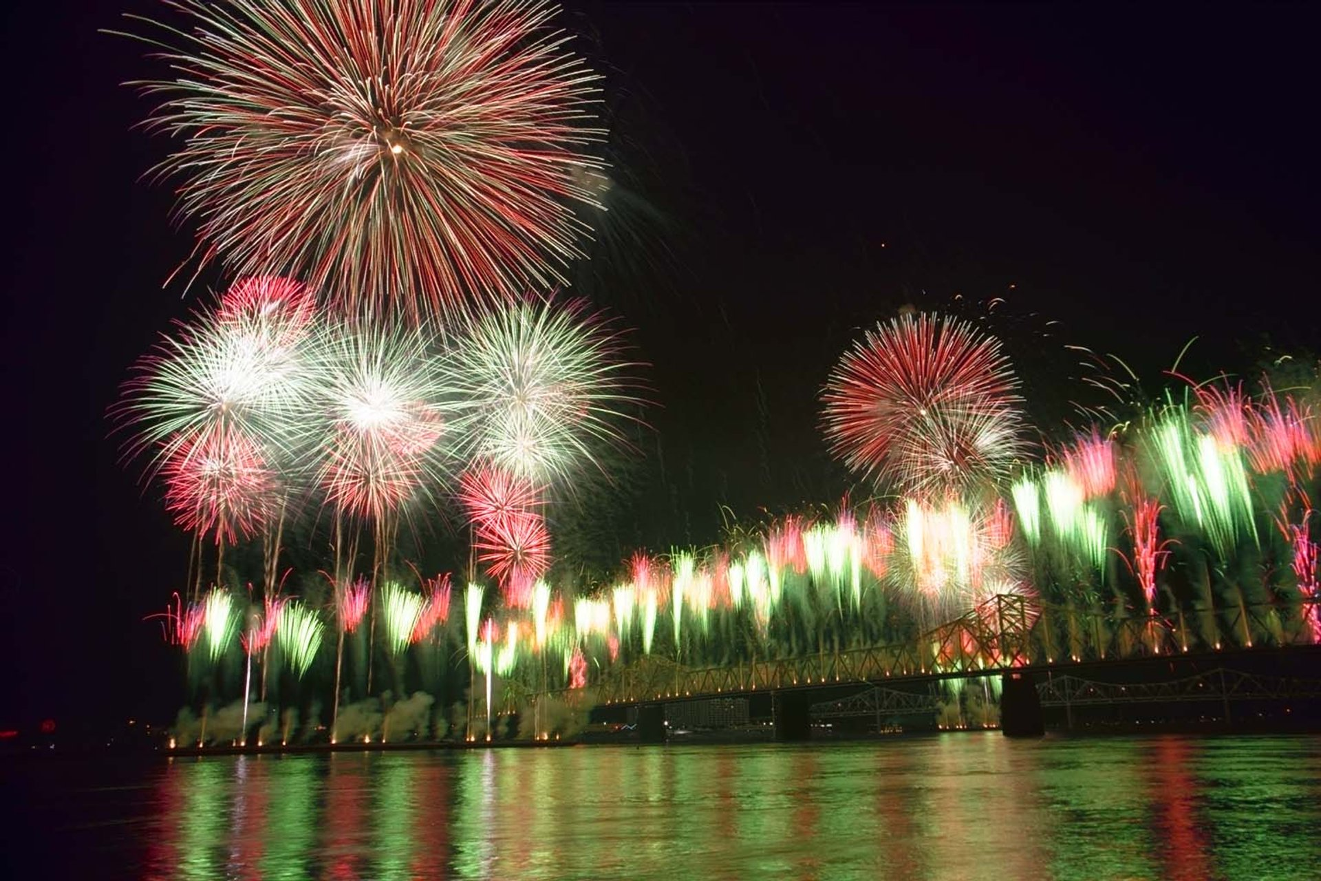 Best time to see Thunder Over Louisville in Kentucky 2020