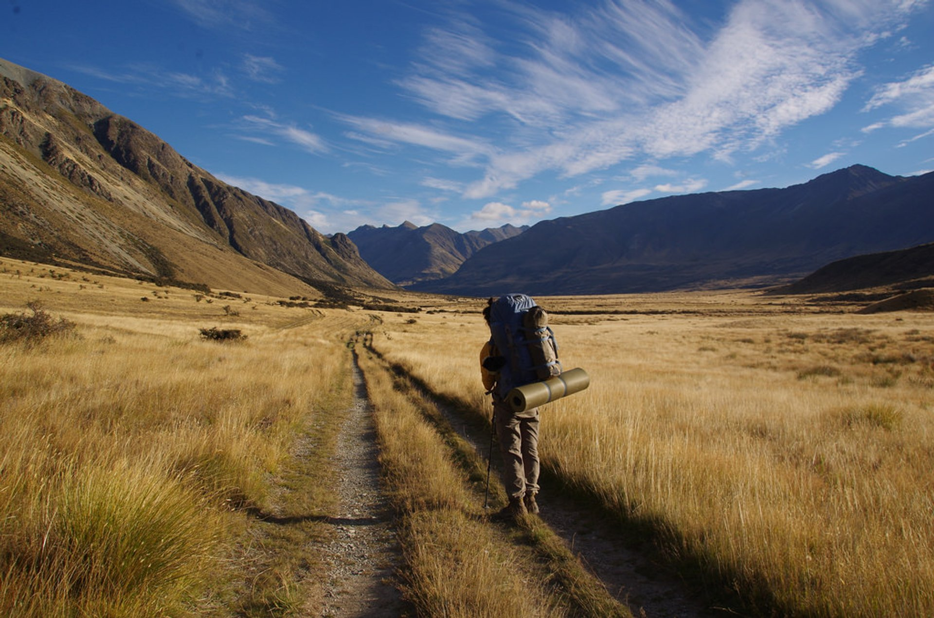 Te Araroa—New Zealand's Trail in New Zealand 2020 - Best Time