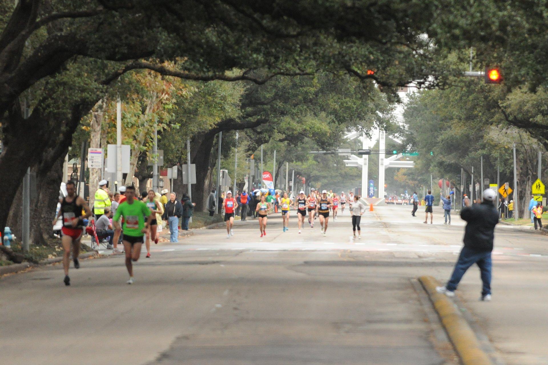 Chevron Houston Marathon in Texas - Best Season 2020