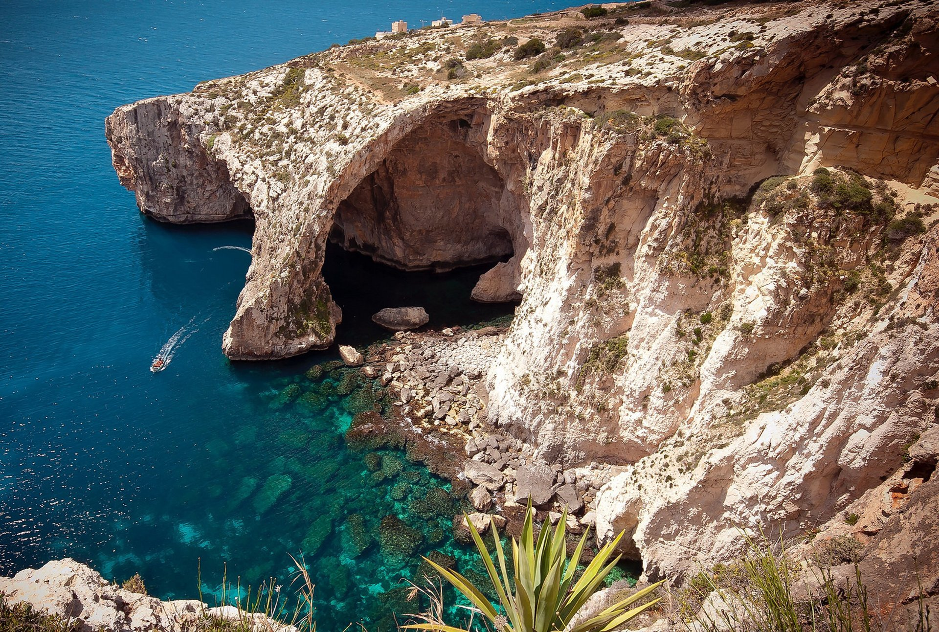 Blue Grotto Off-Season in Malta 2019 - Best Time