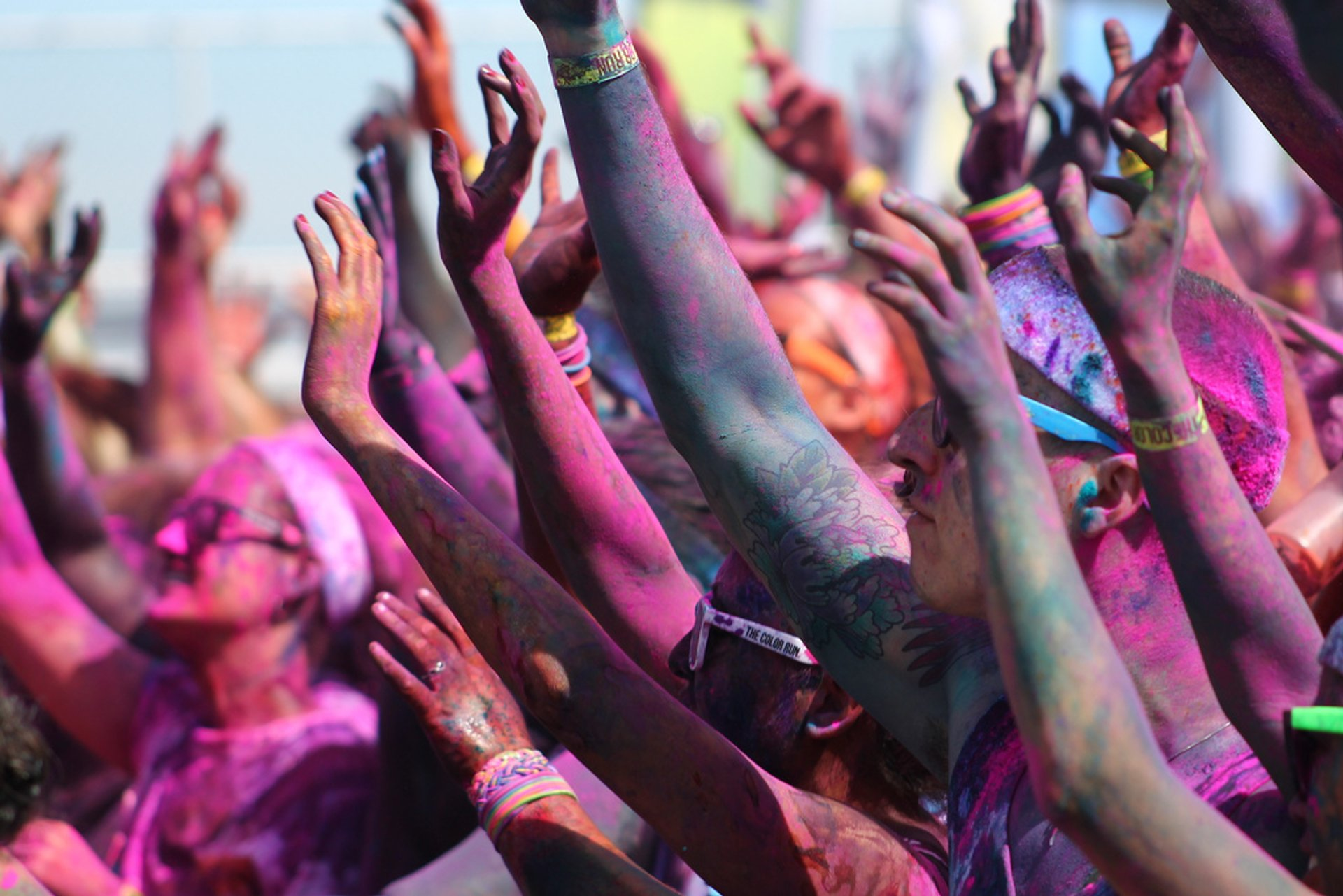 The Color Run in New York - Best Season 2020