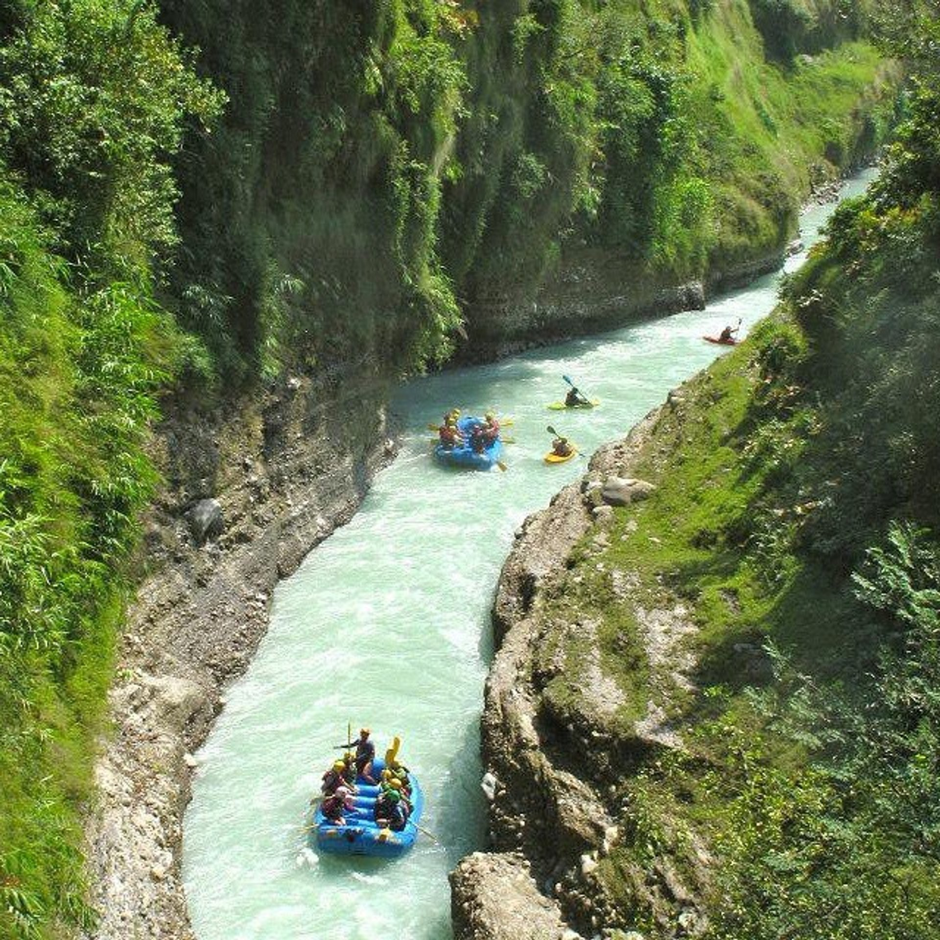 White Water Rafting and Kayaking Season in Nepal 2020 - Best Time