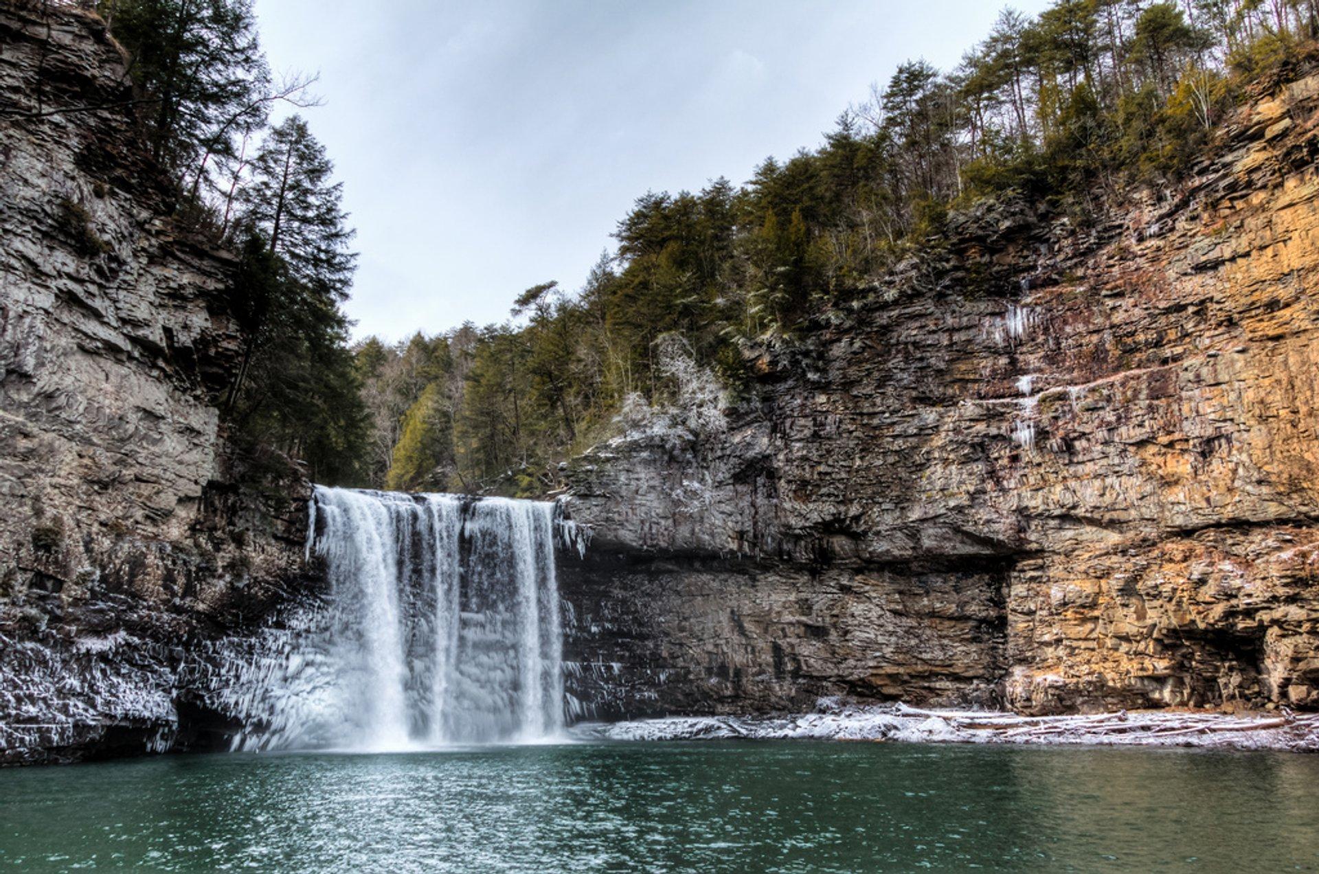 Cane Creek Falls 2019
