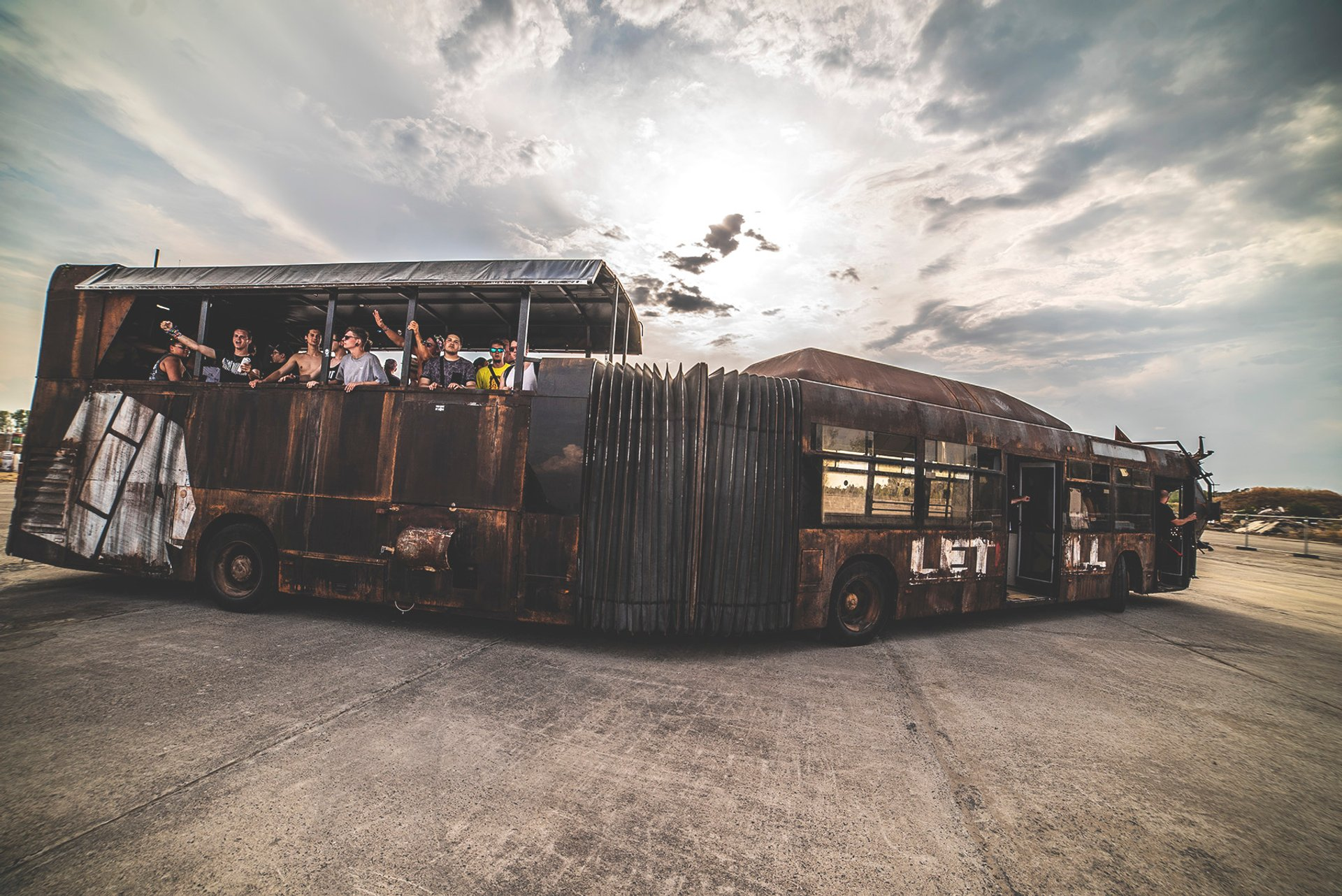 LIR2018 - Bus party 2020