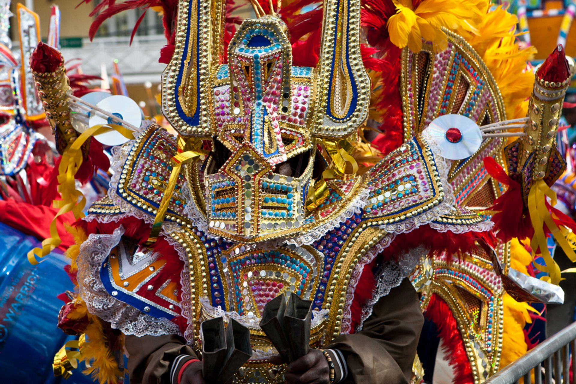 Best time for Junkanoo in Bahamas 2020