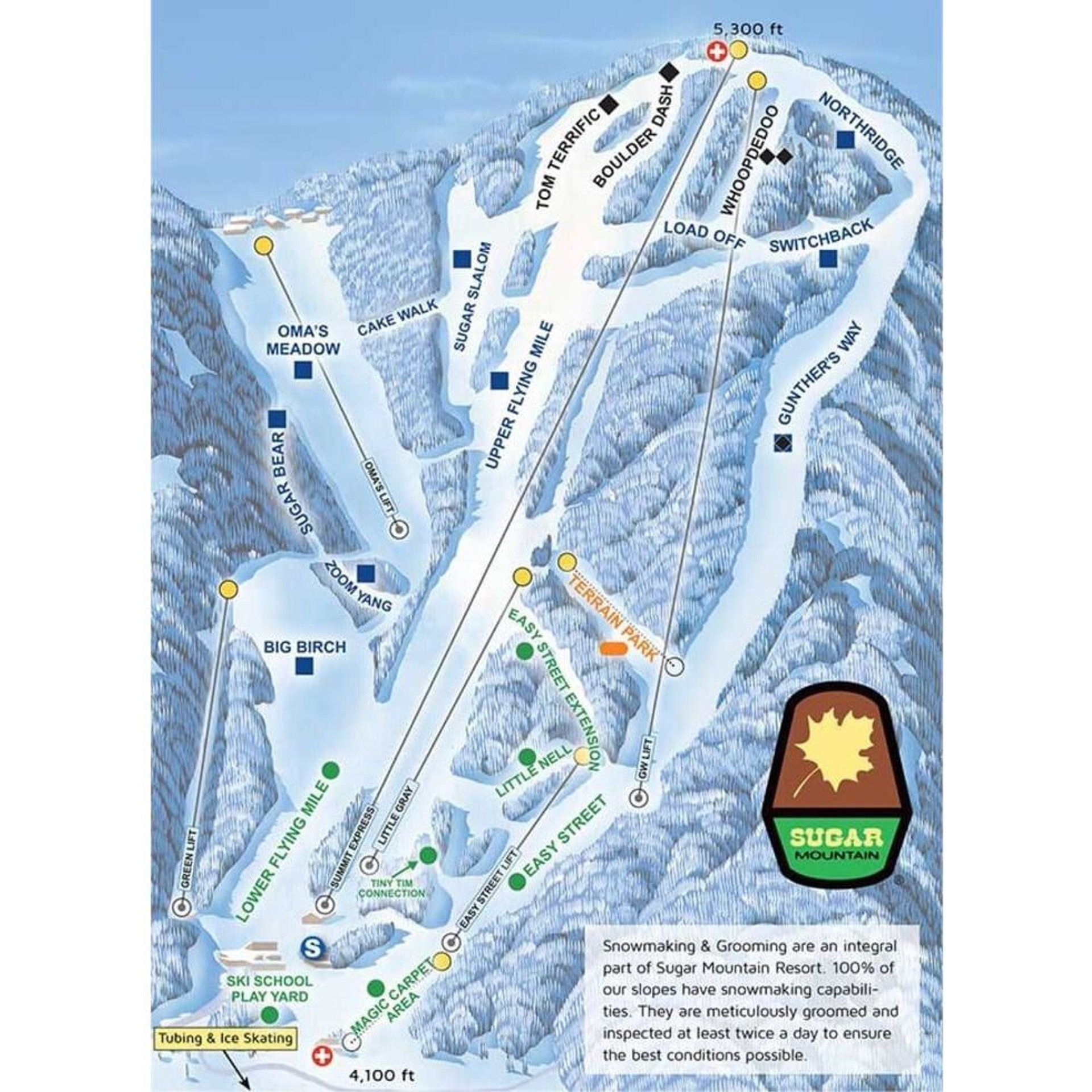 Best time for Skiing and Snowboarding 2020