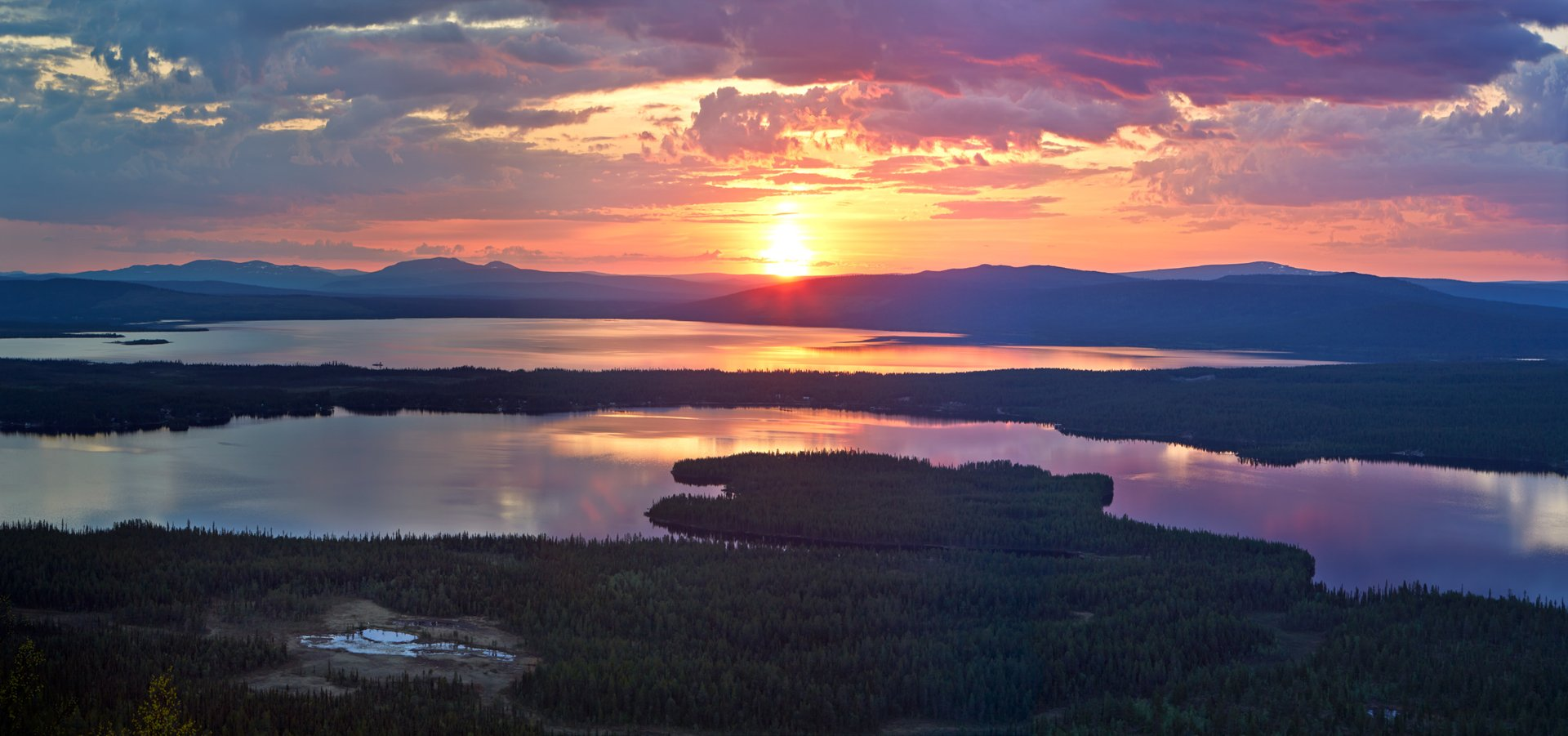 Land of the Midnight Sun in Sweden 2020 - Best Time