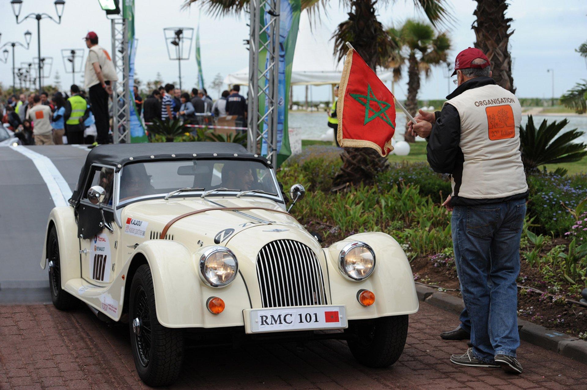 Rallye Maroc Classic–La Route du Coeur in Morocco - Best Time