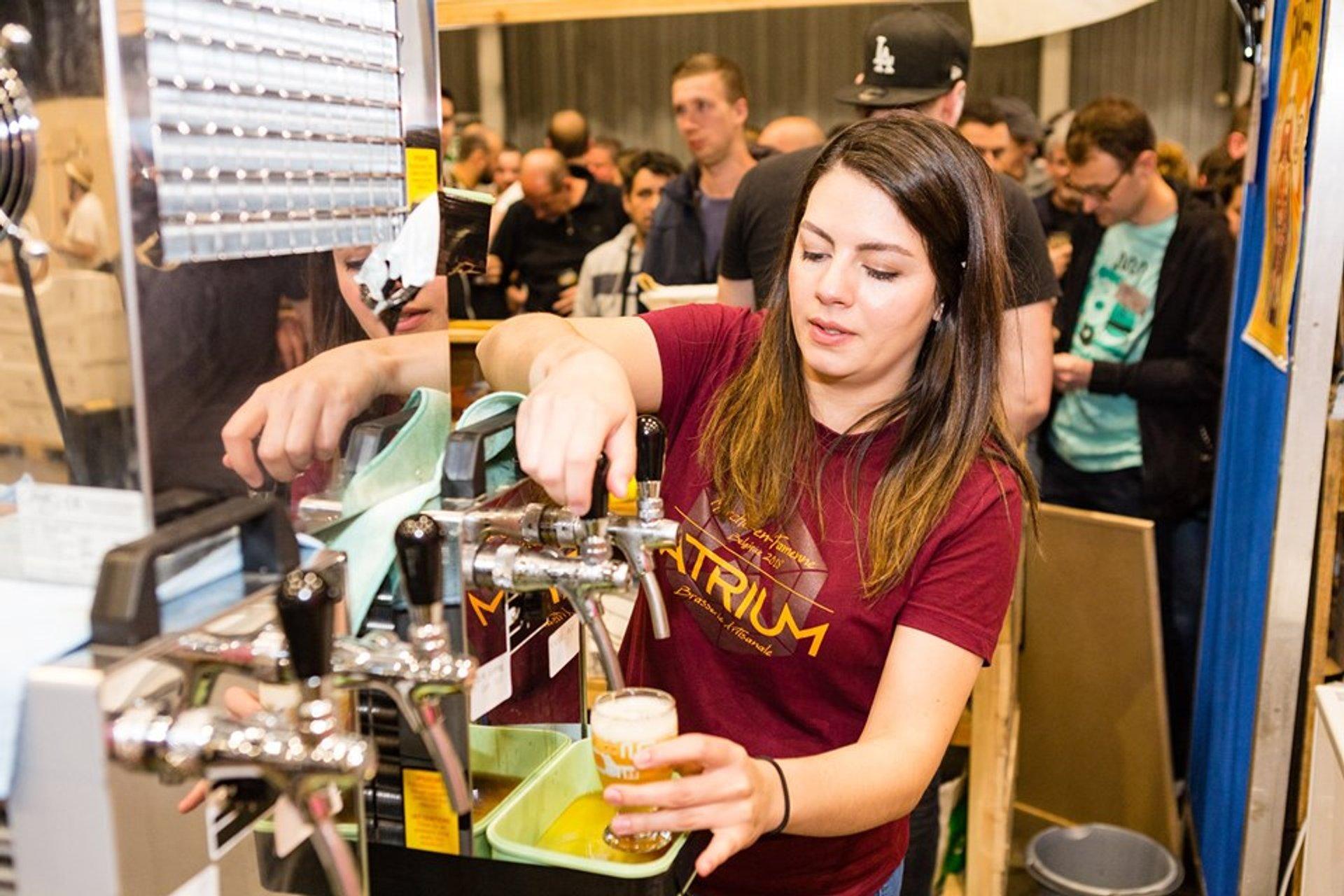Best time to see Zythos Beer Festival in Belgium 2020