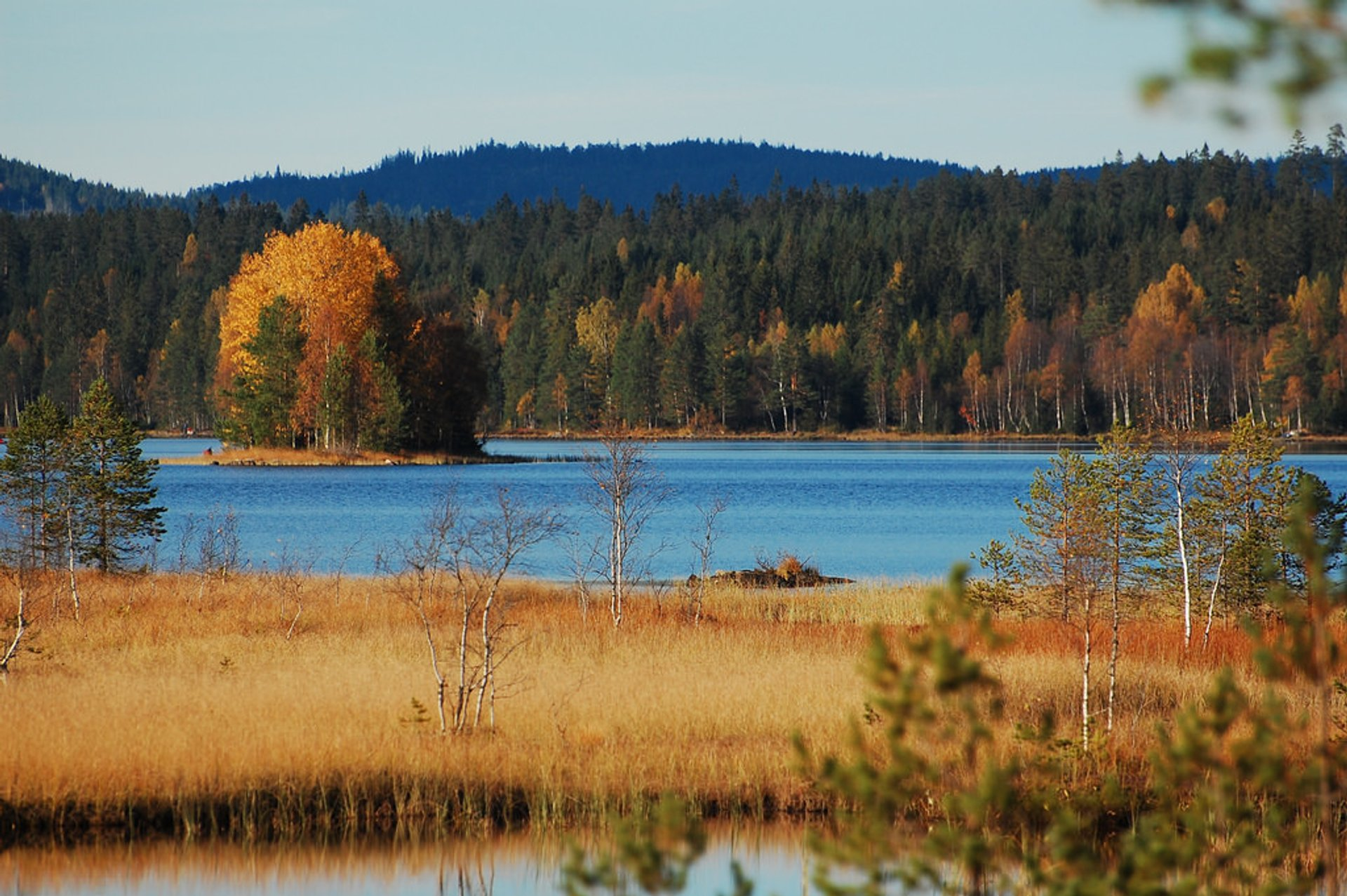 Autumn in Norway 2020 - Best Time