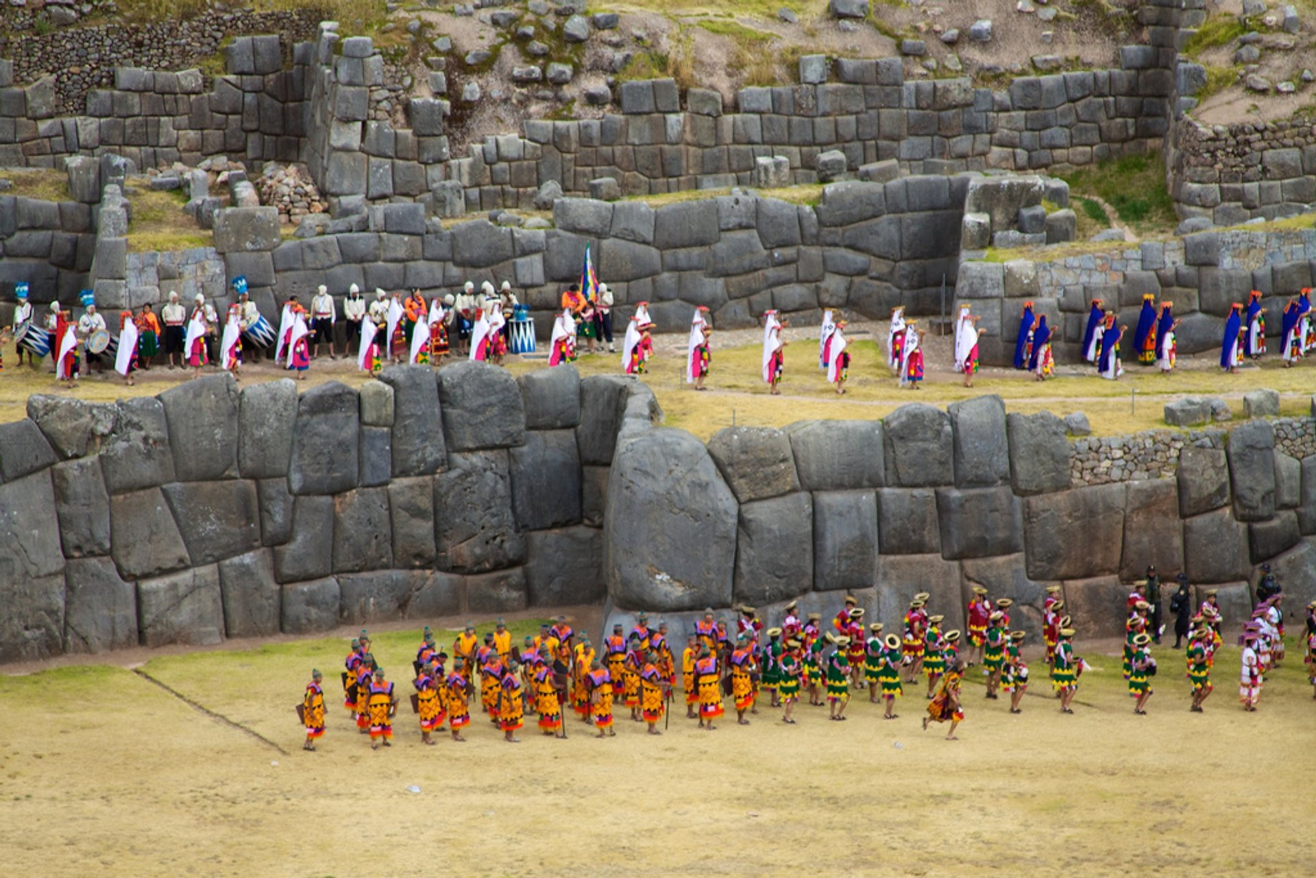 Best time for Inti Raymi in Machu Picchu and Cusco 2019