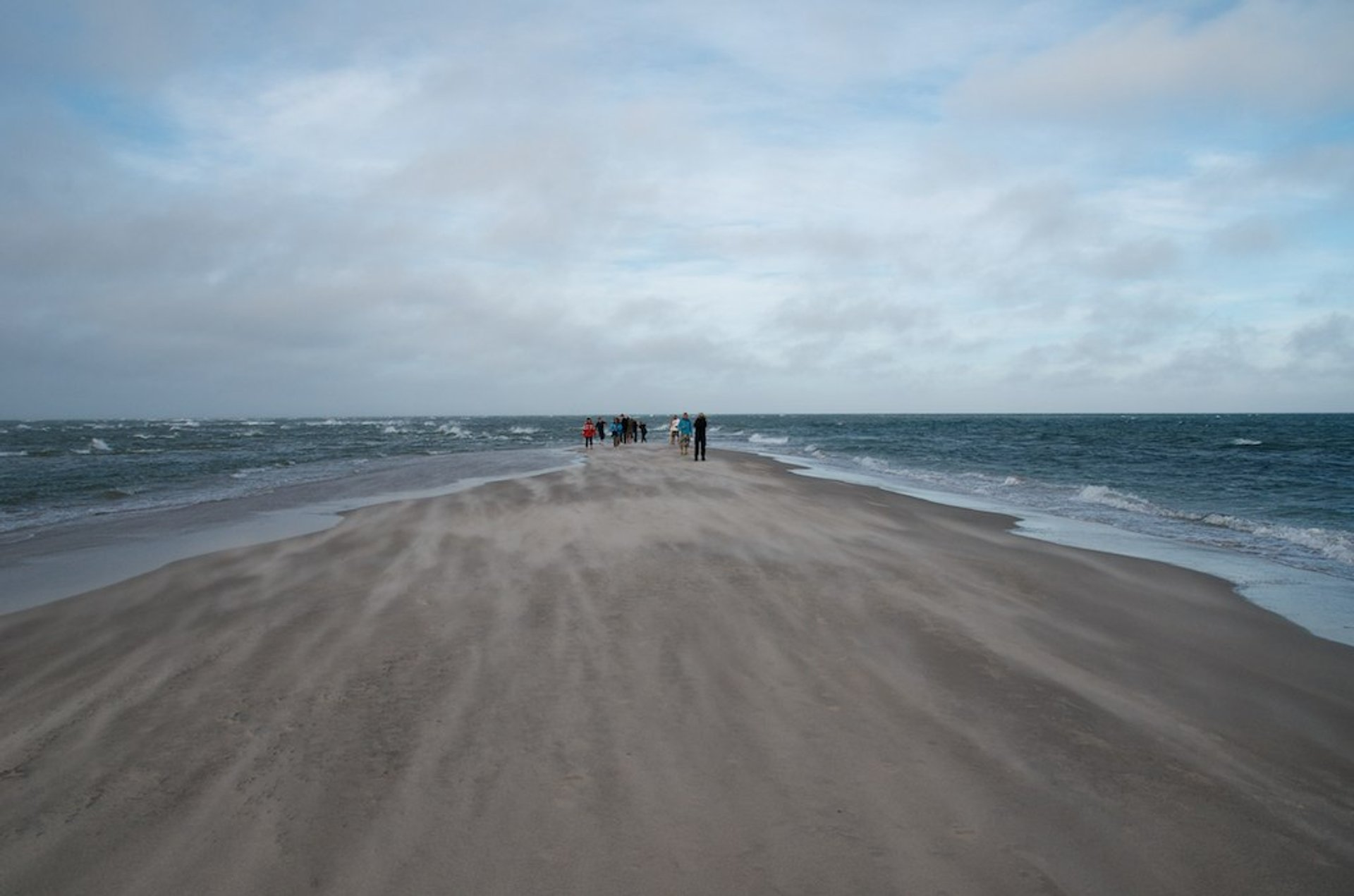 Grenen, the Northernmost Point in Denmark in Denmark - Best Time