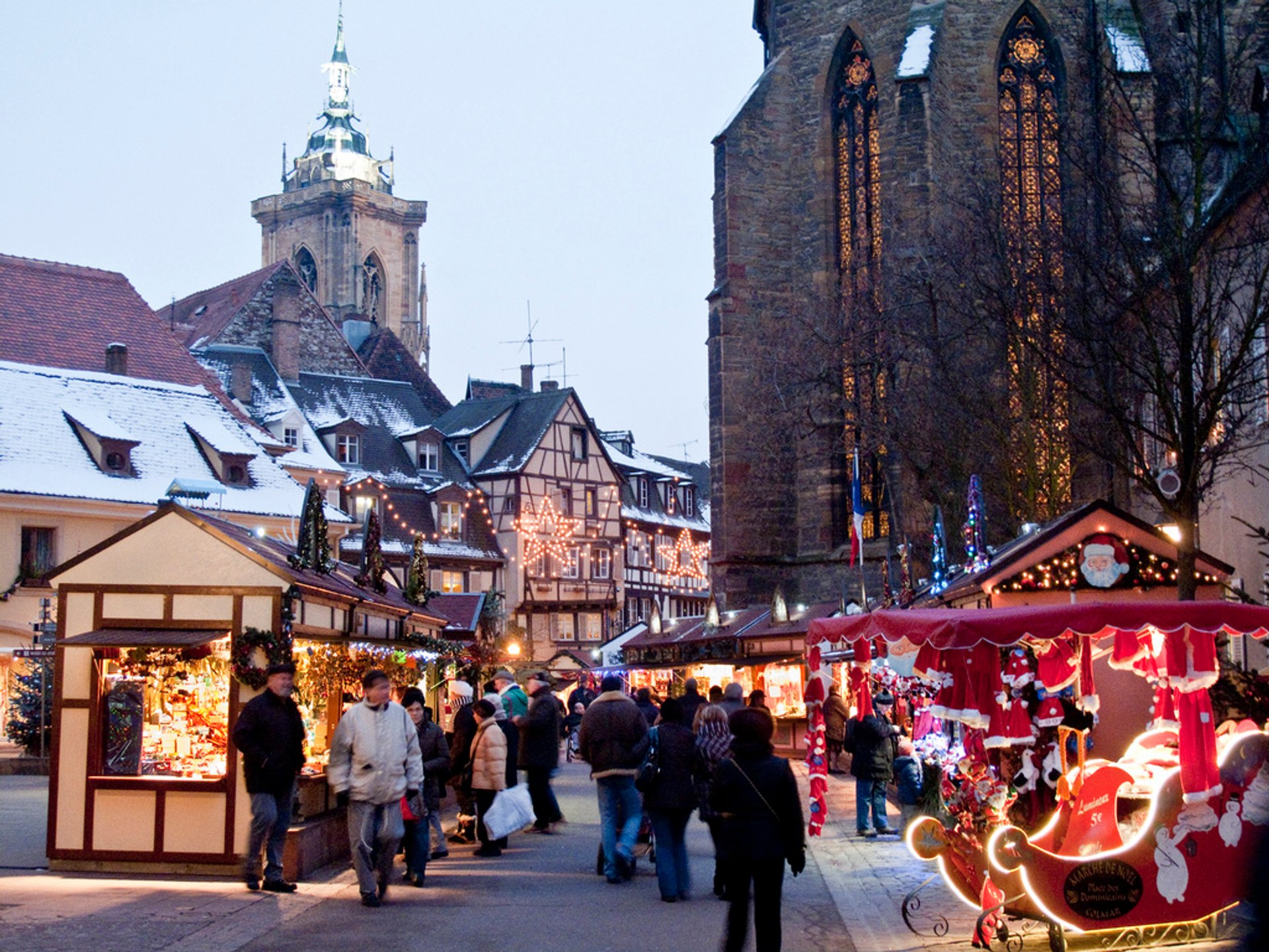 Christmas Markets (Marchés de Noël) in France 2019 - Best Time