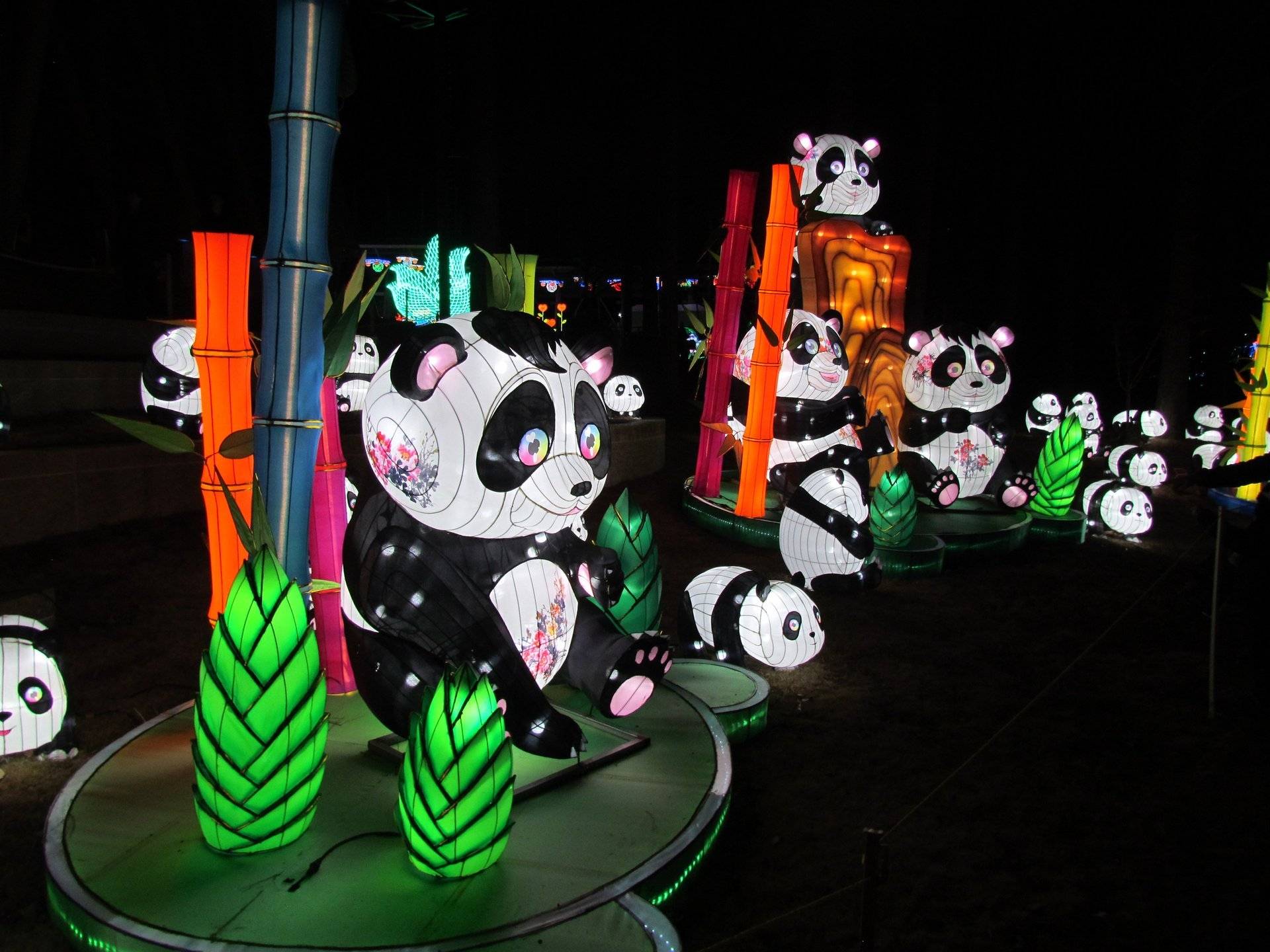 Best time for NC Chinese Lantern Festival in North Carolina 2020