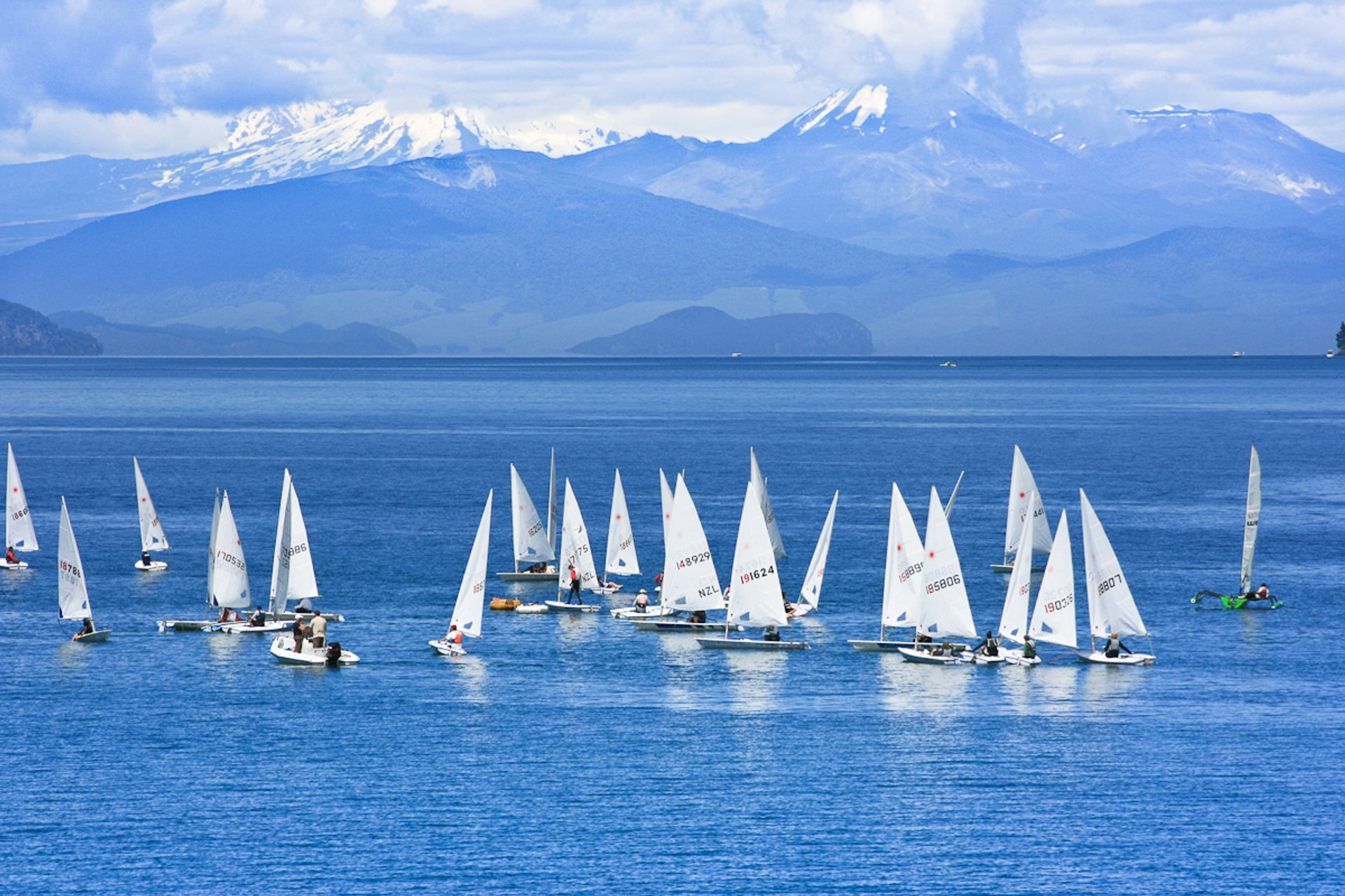 Sailing in New Zealand 2019 - Best Time