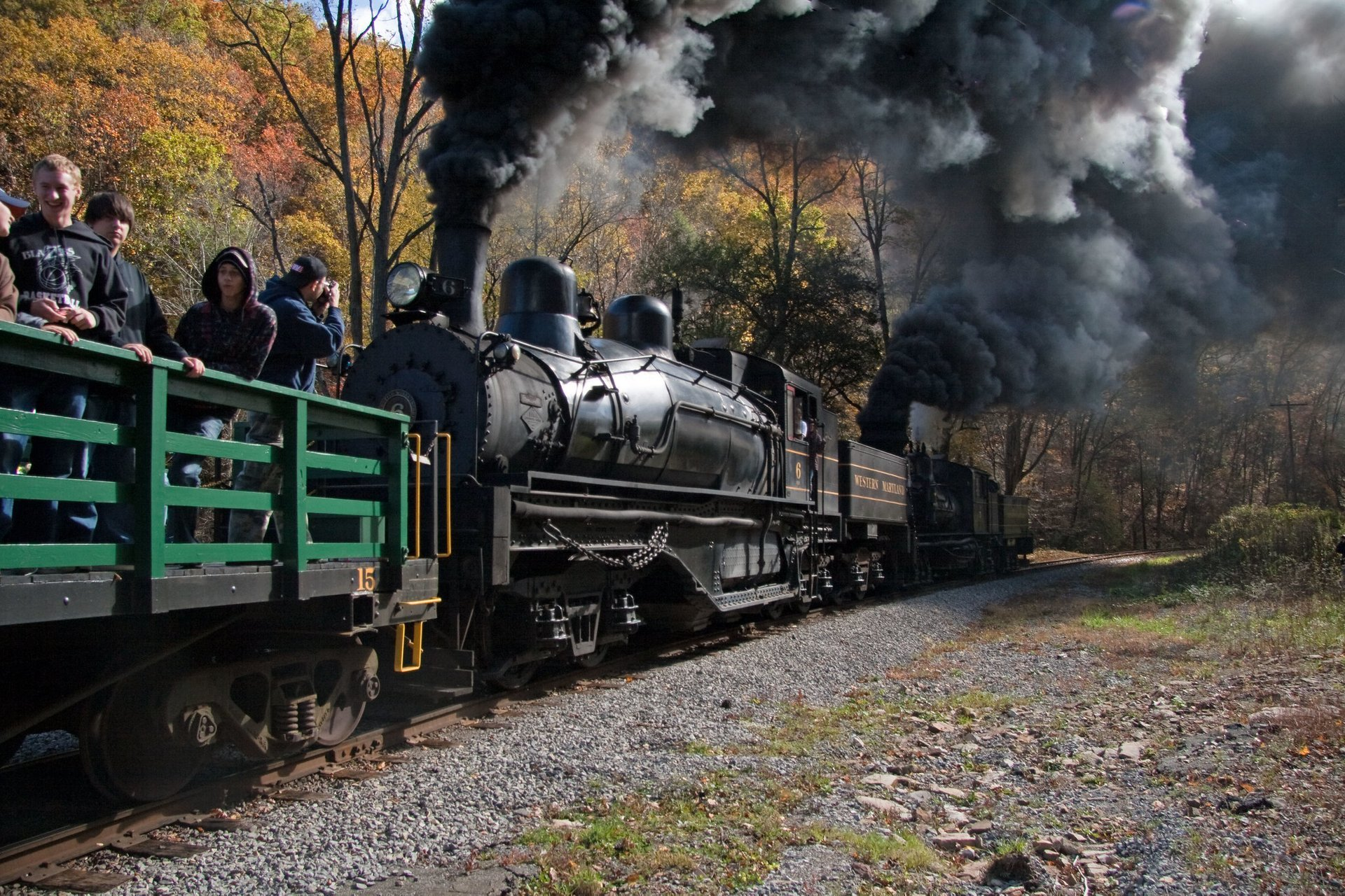 Cass Scenic RR State Park 2020