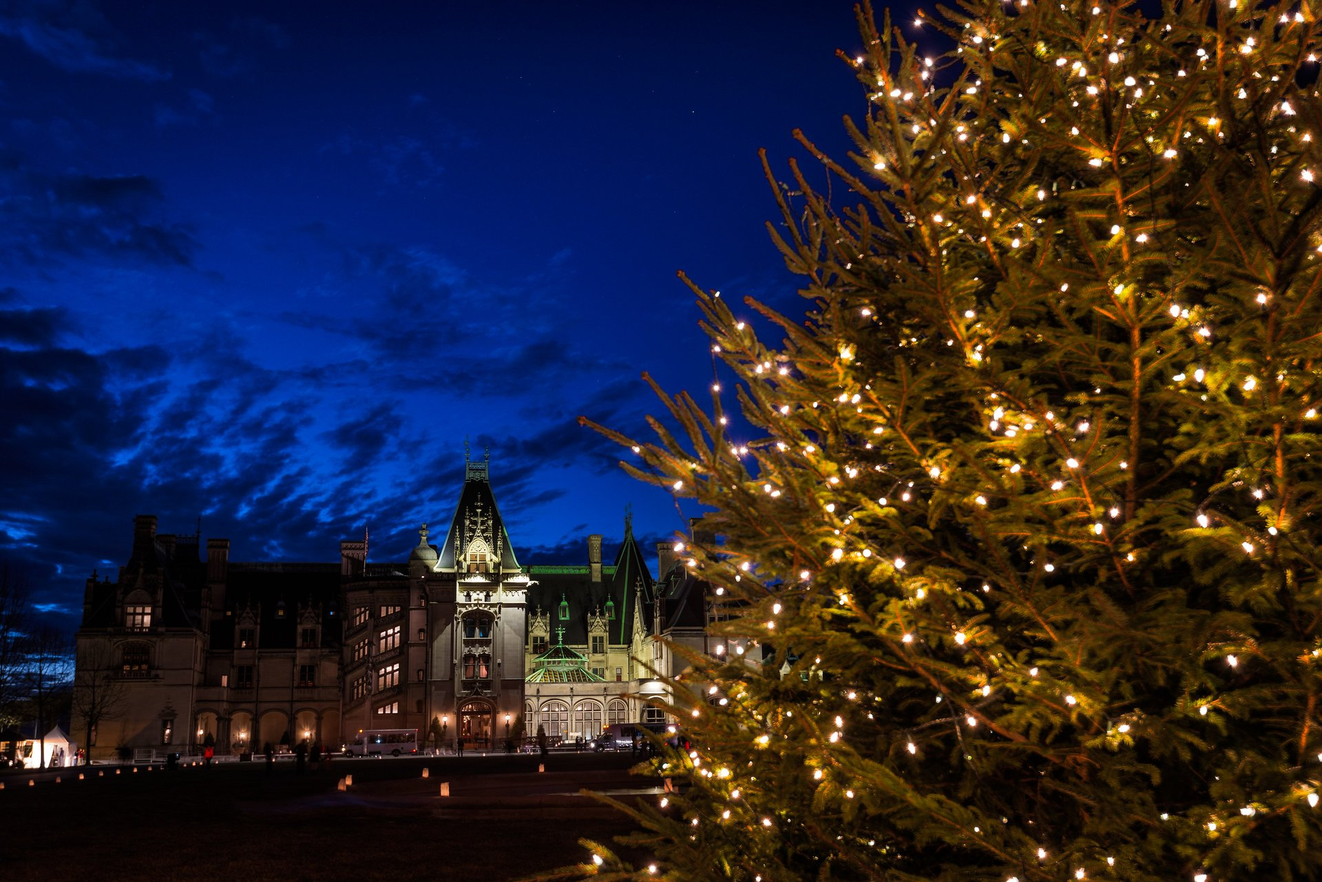 Christmas at Biltmore Estate 2020