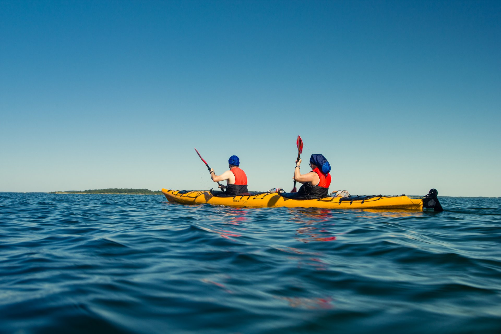 Kayaking and Canoeing in Estonia 2020 - Best Time