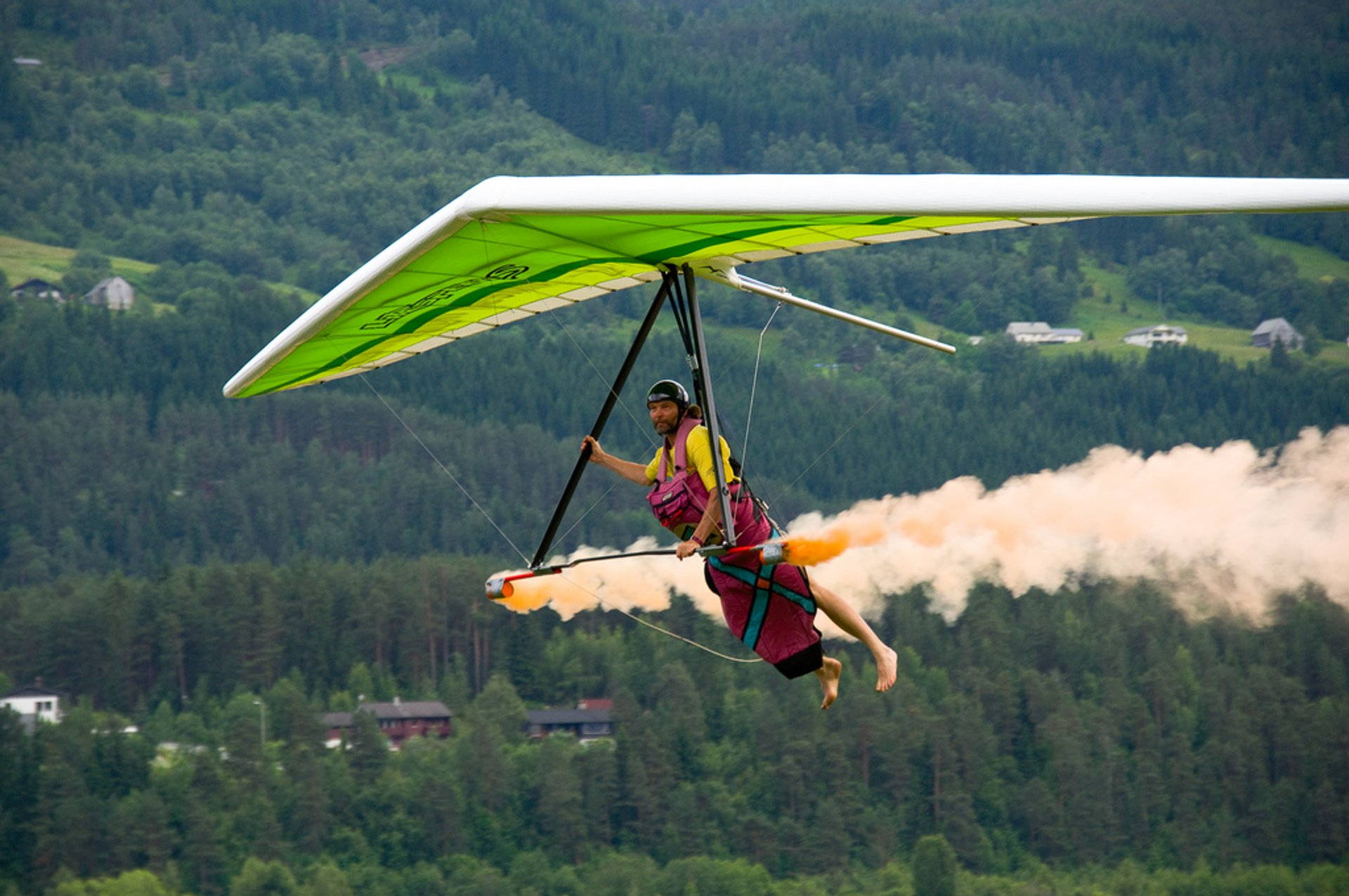 Ekstremsportveko in Norway 2020 - Best Time