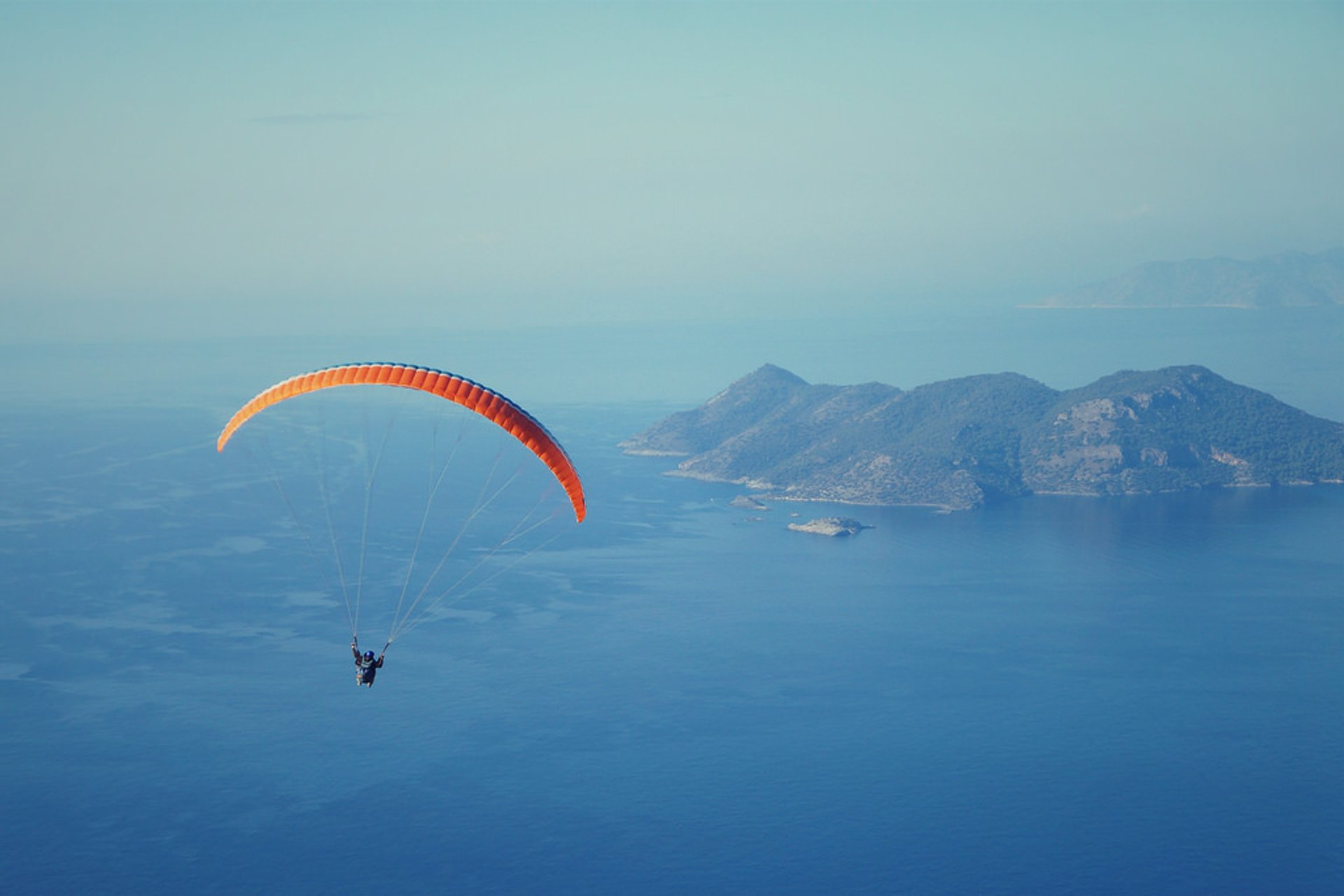Paragliding in Turkey 2020 - Best Time