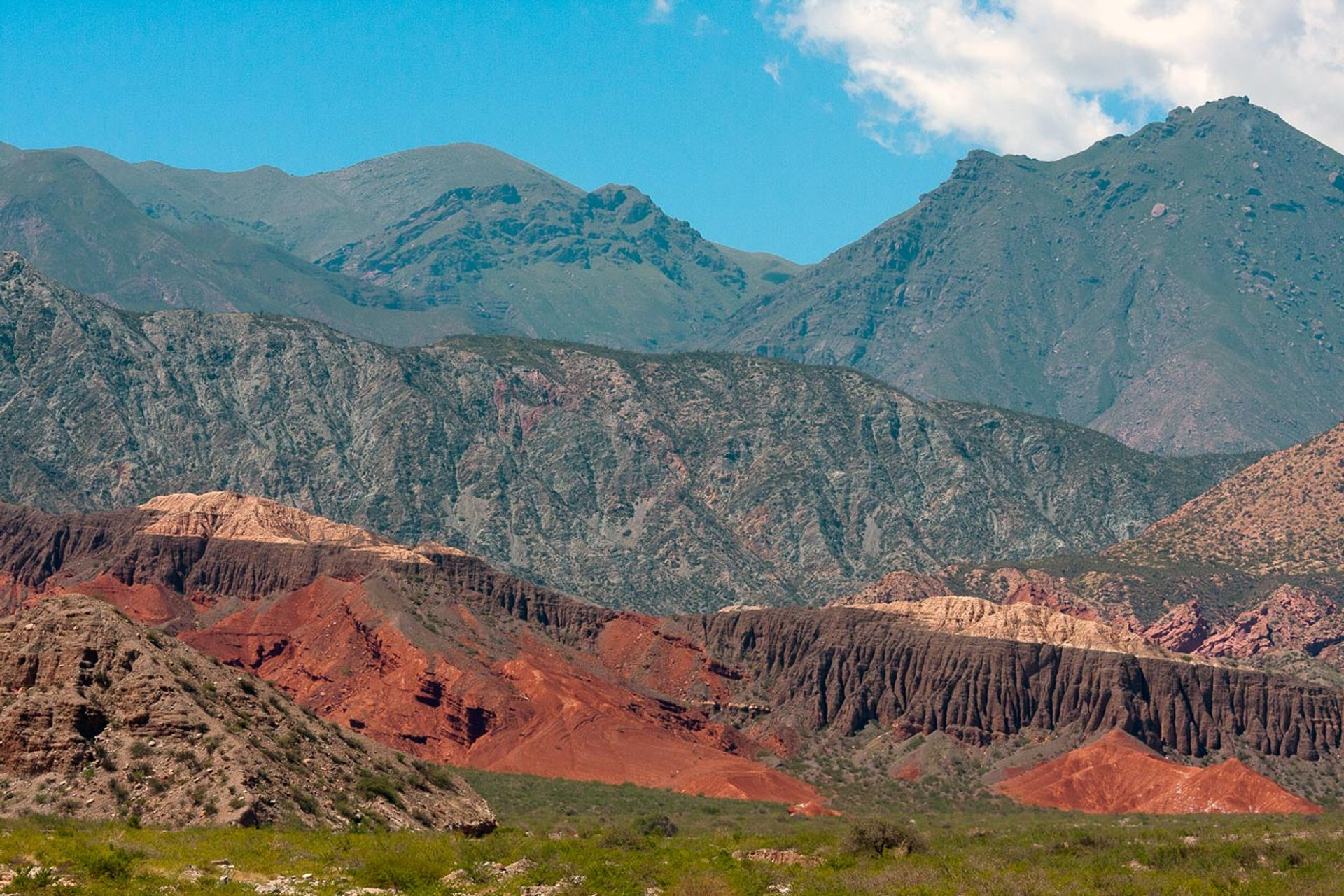Best time for Quebrada de Humahuaca in Argentina
