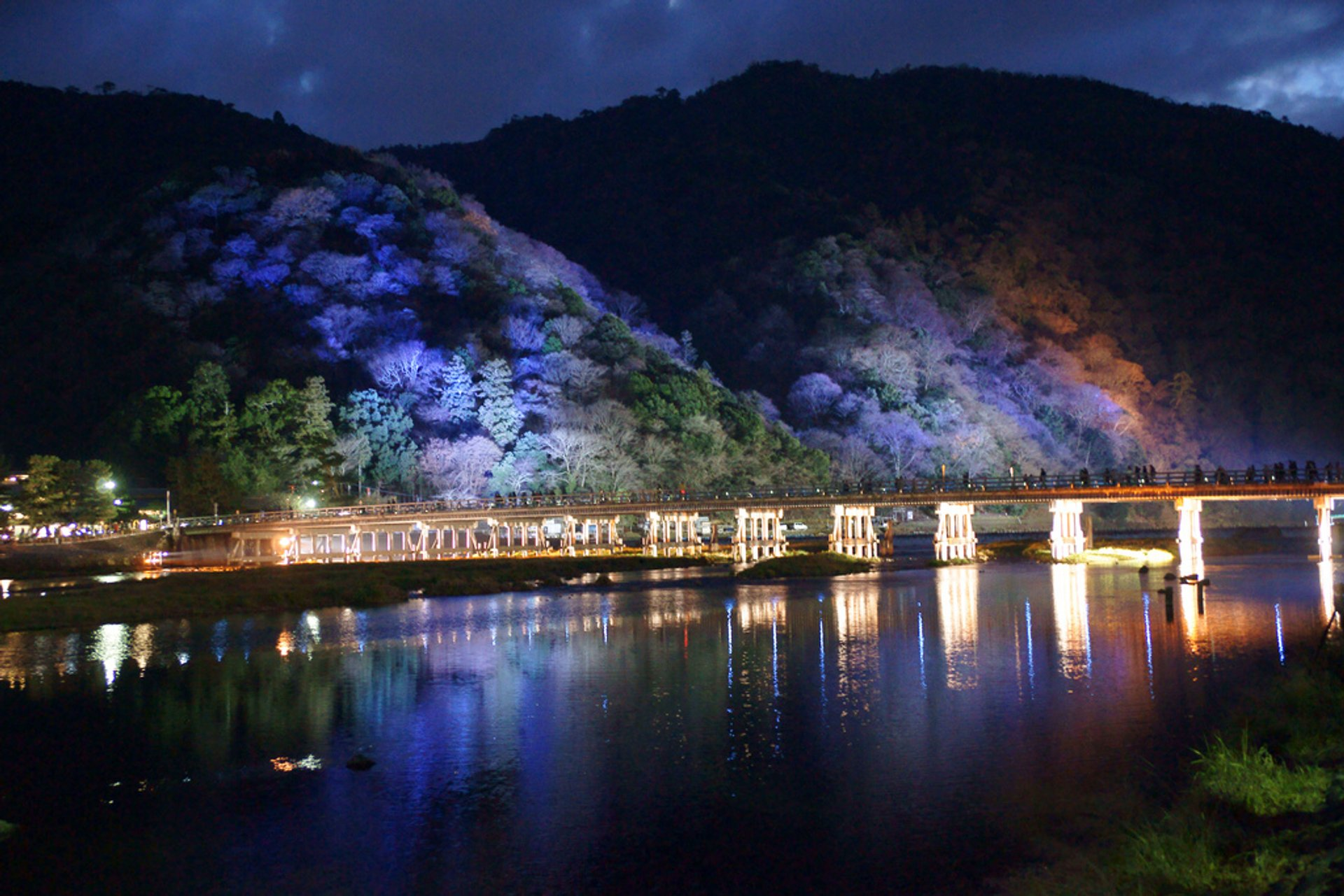 Togetsu Bridge 2019